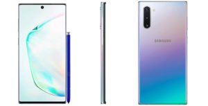 Samsung Galaxy Note 10 leak reveals more information about new S Pen stylus