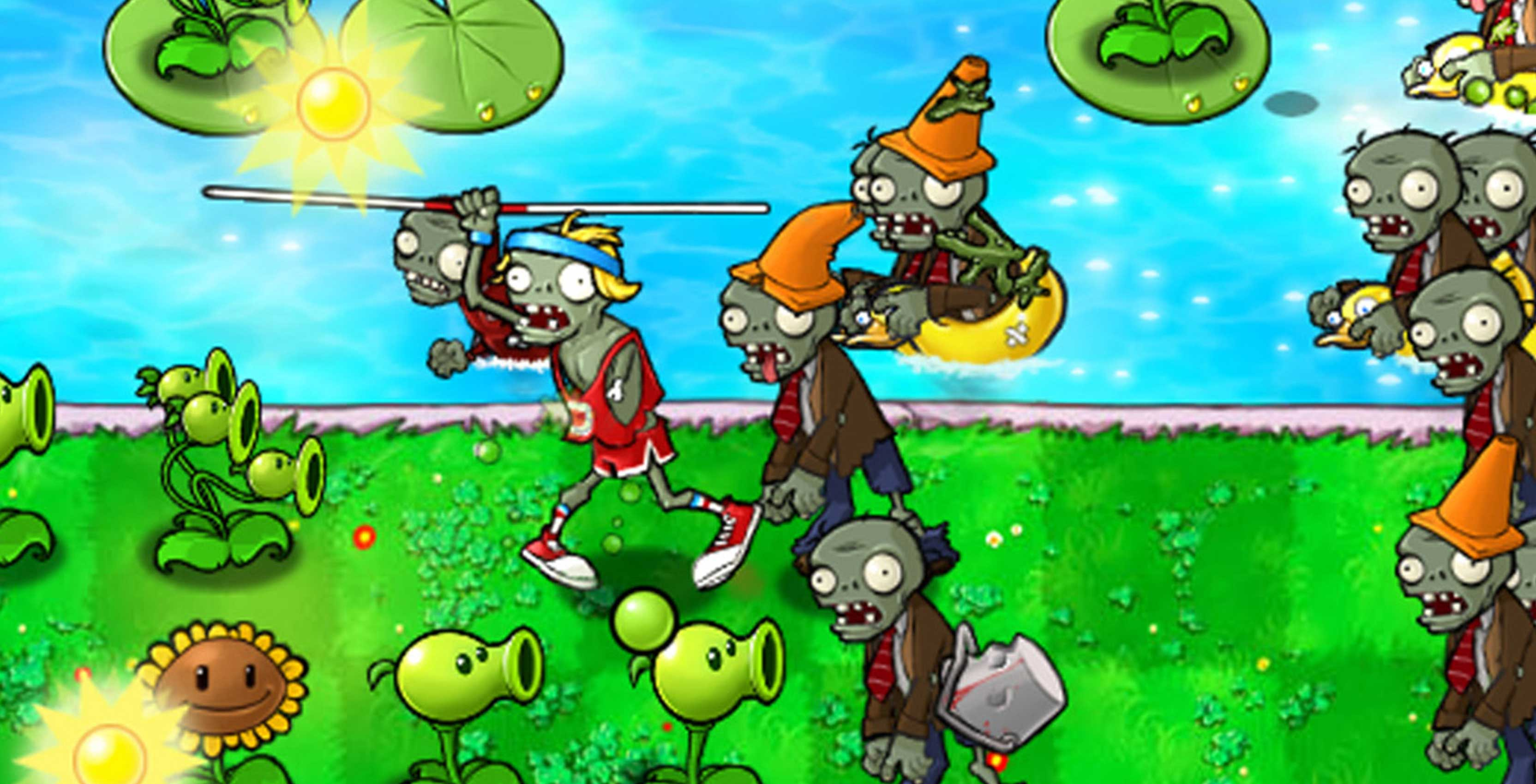 Ea Announces Plants Vs Zombies 3 Pre Alpha Available Now On Android