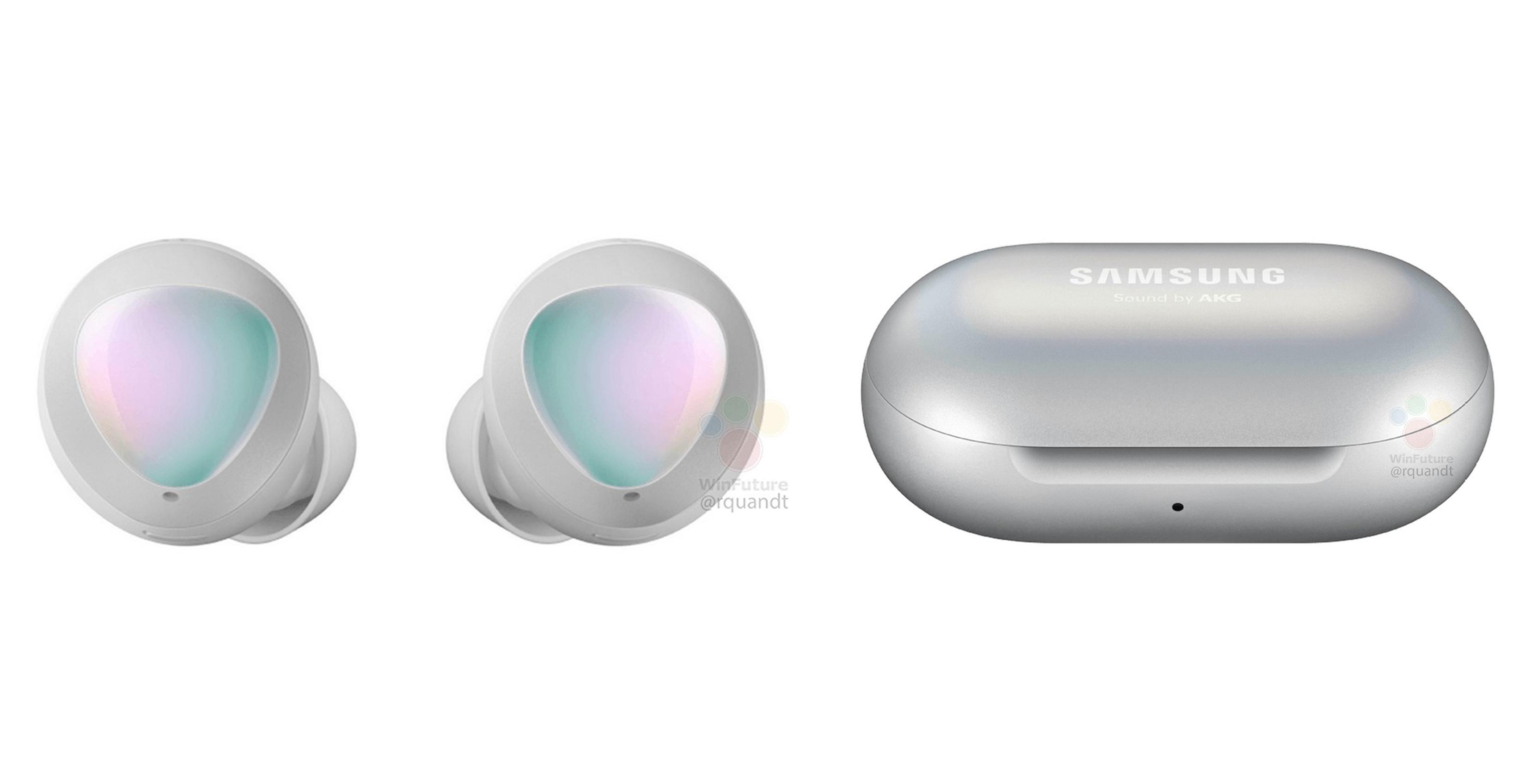 Samsung Galaxy Buds new colour leak