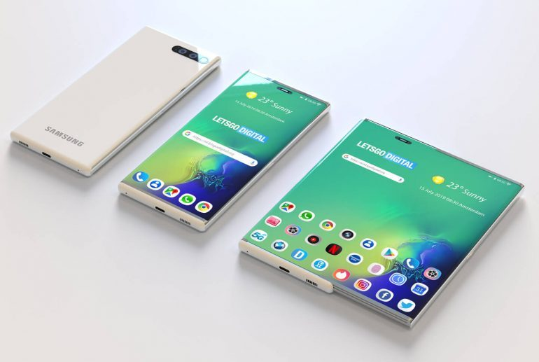 Let's Go Digital Samsung patent