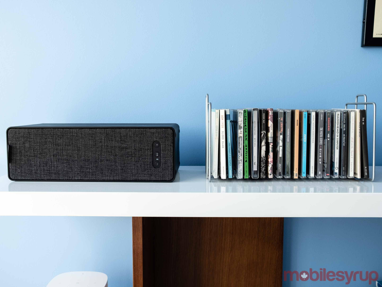 Symfonisk bookshelf