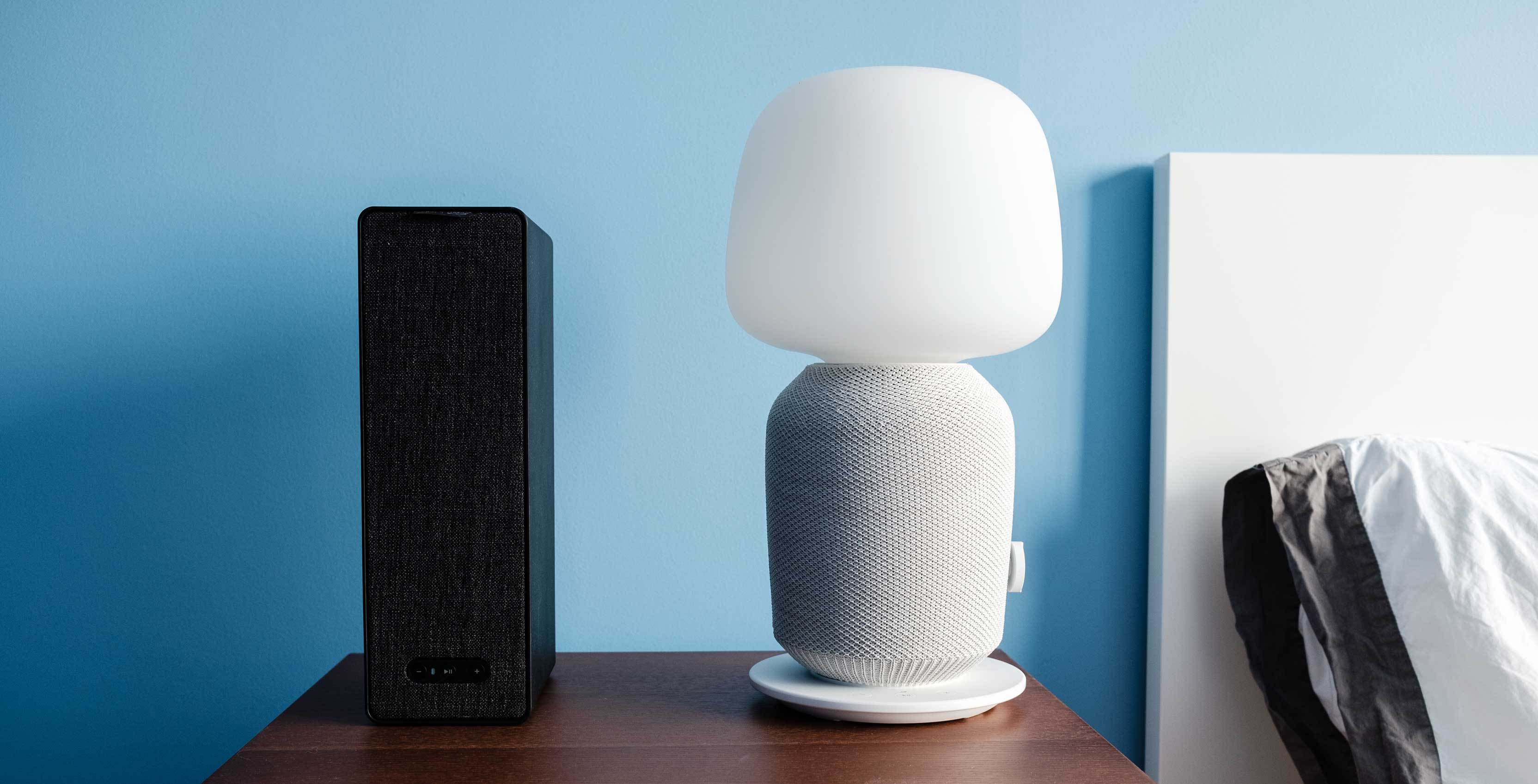 Sonos + Ikea Symfonisk Review: Speakers first, home decor second