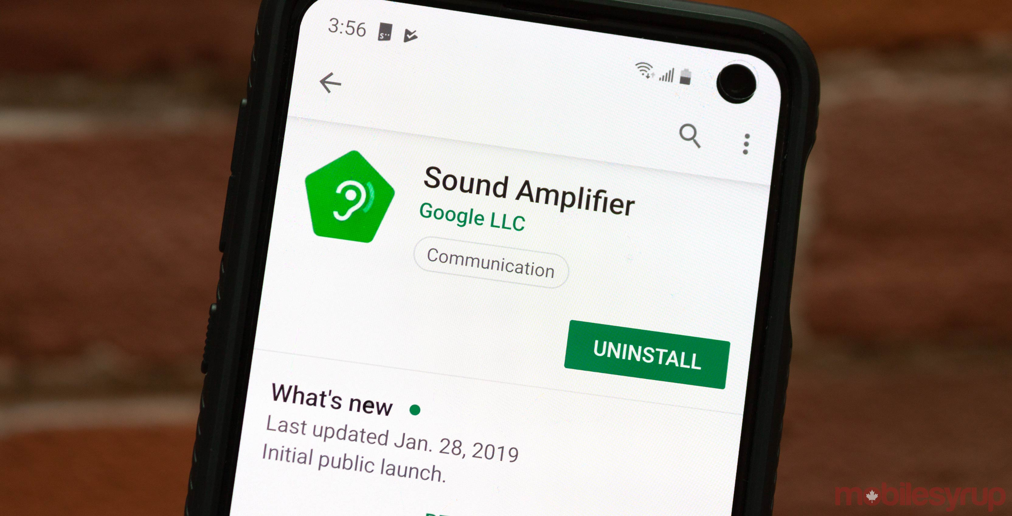 Google's Sound Amplifier gets audio visualisation and cleaner interface