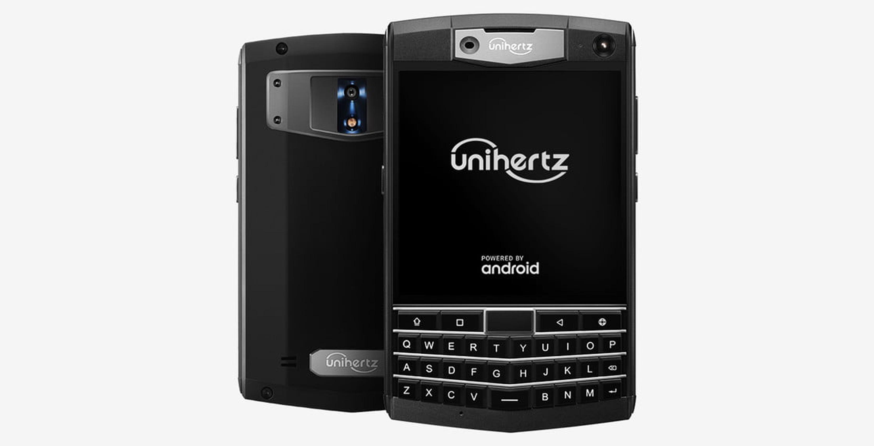Miss BlackBerry? Here's the Unihertz Titan