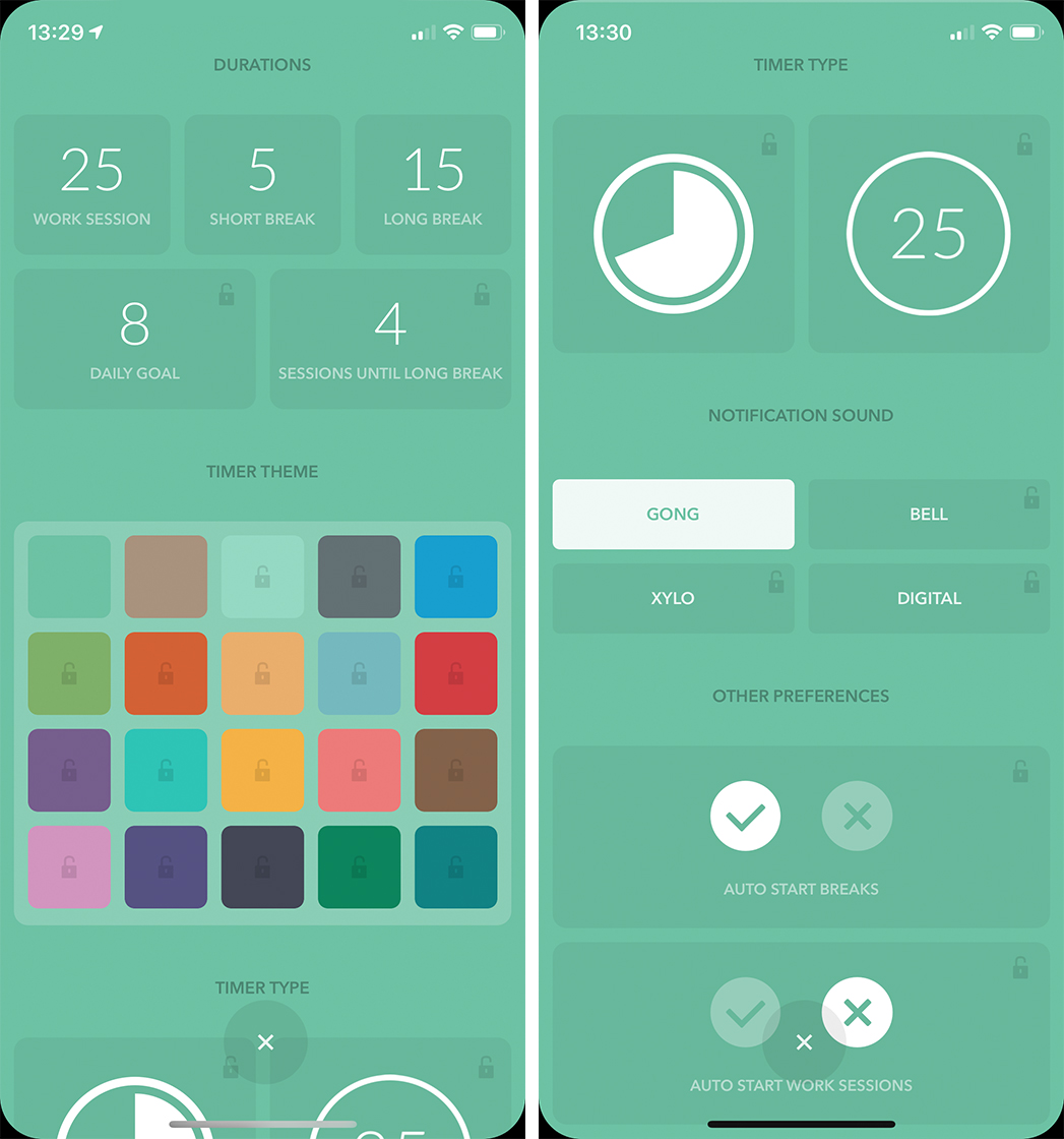 Balance work and breaks to be more productive with Workflow Timer