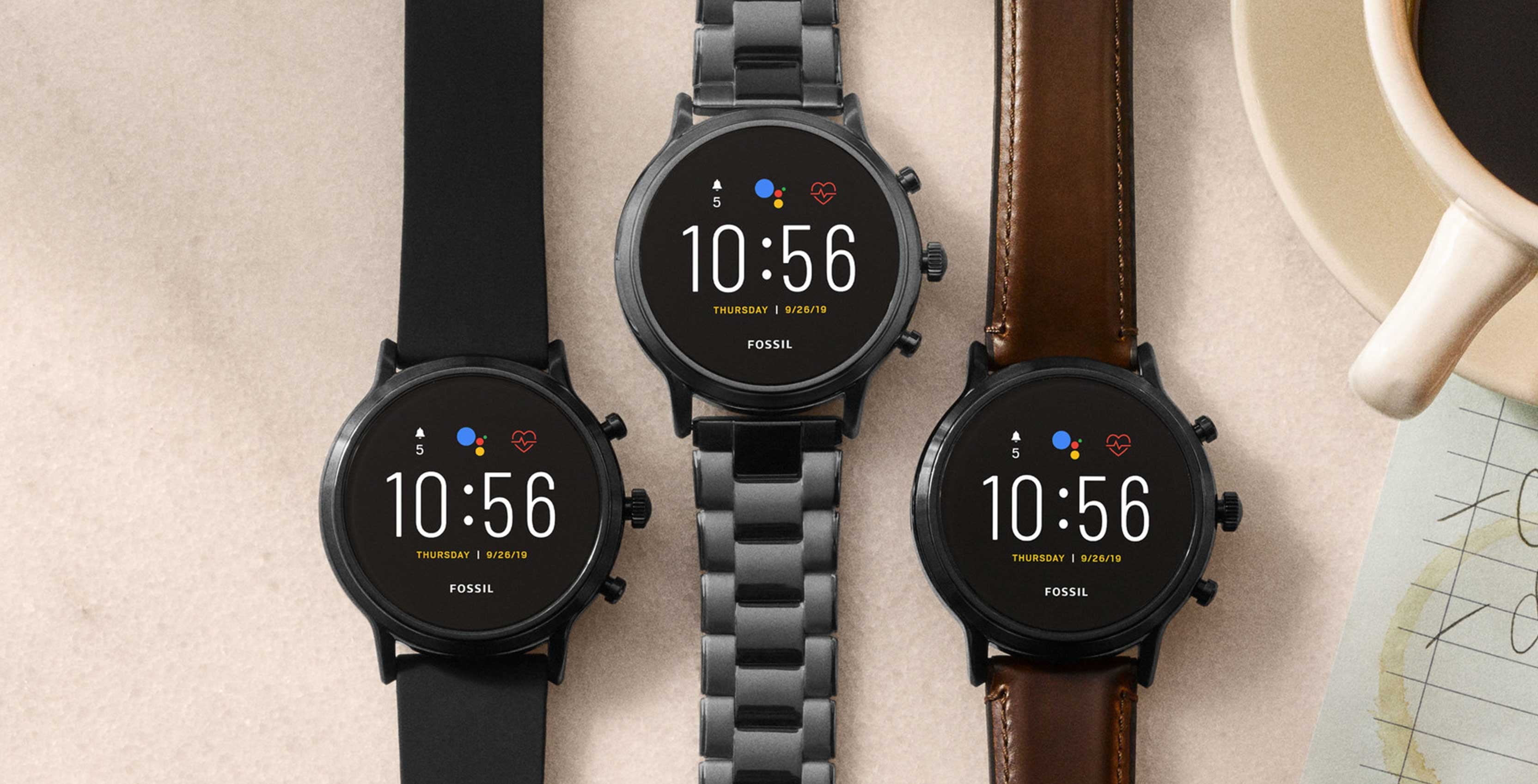 Fossil's new Wear OS watches look to raise the Android