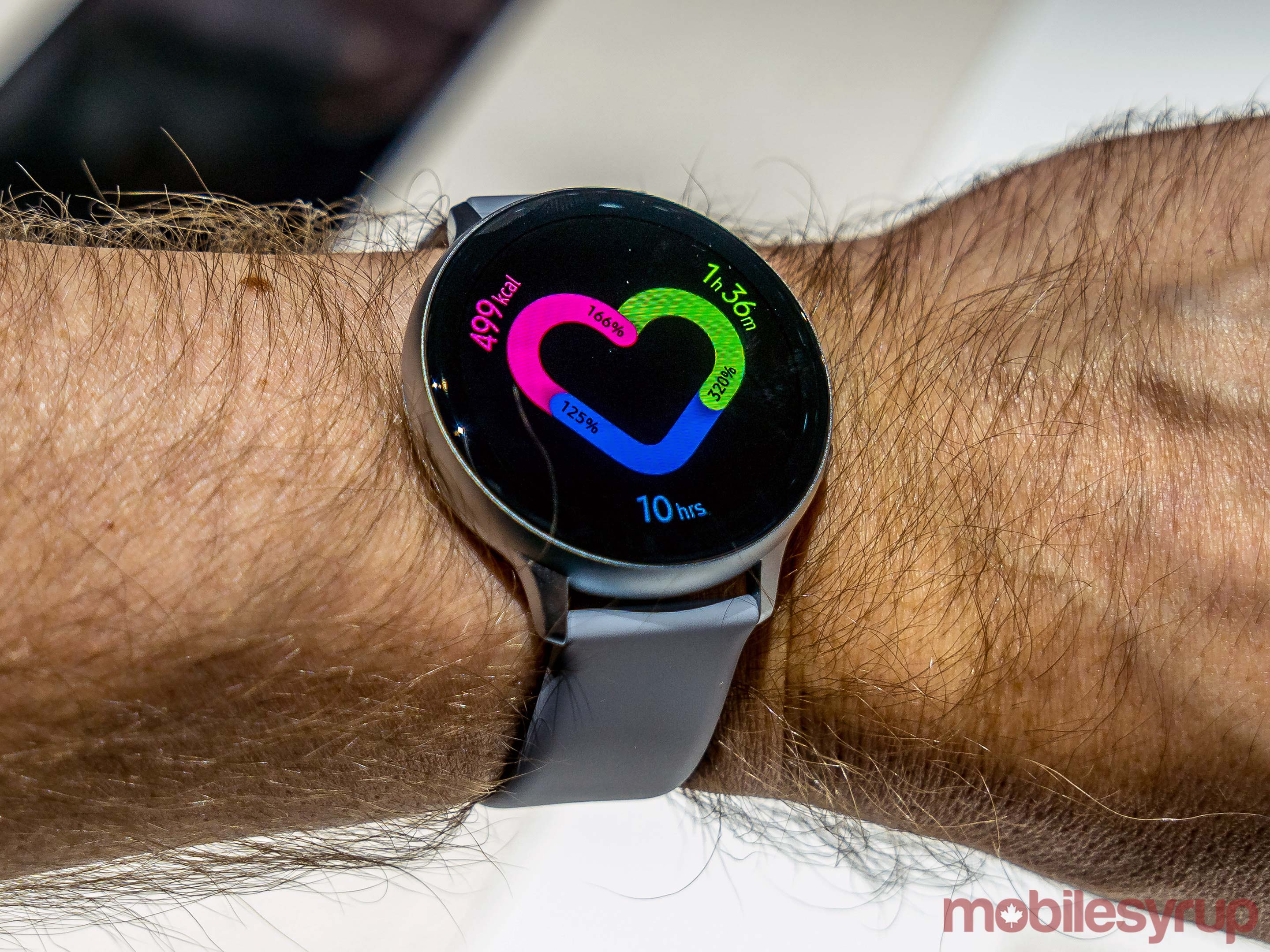 Samsung Galaxy Watch Active 2 Hands-on: Back in rotation | MobileSyrup