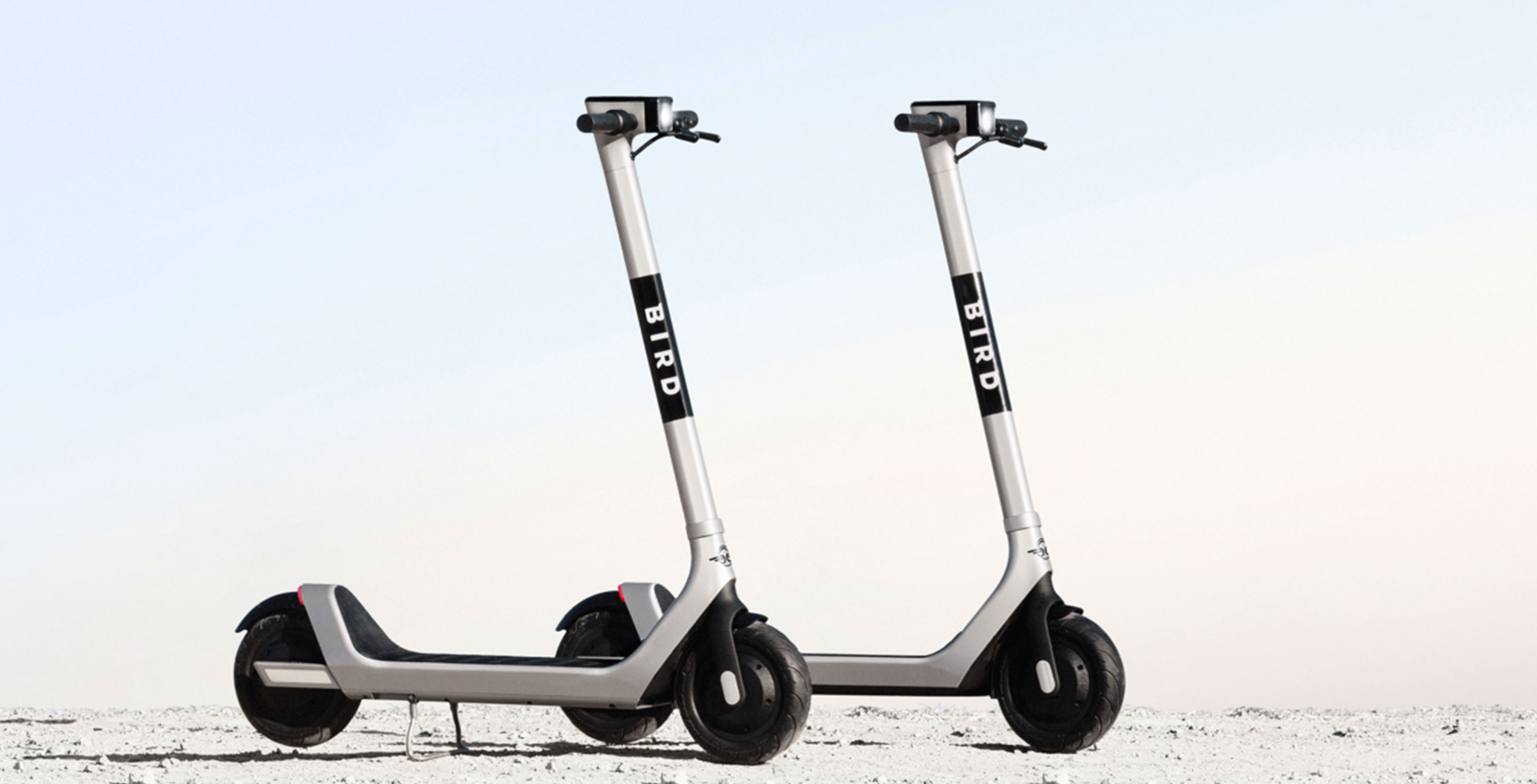 Bird's dockless e-scooters are now available in Edmonton