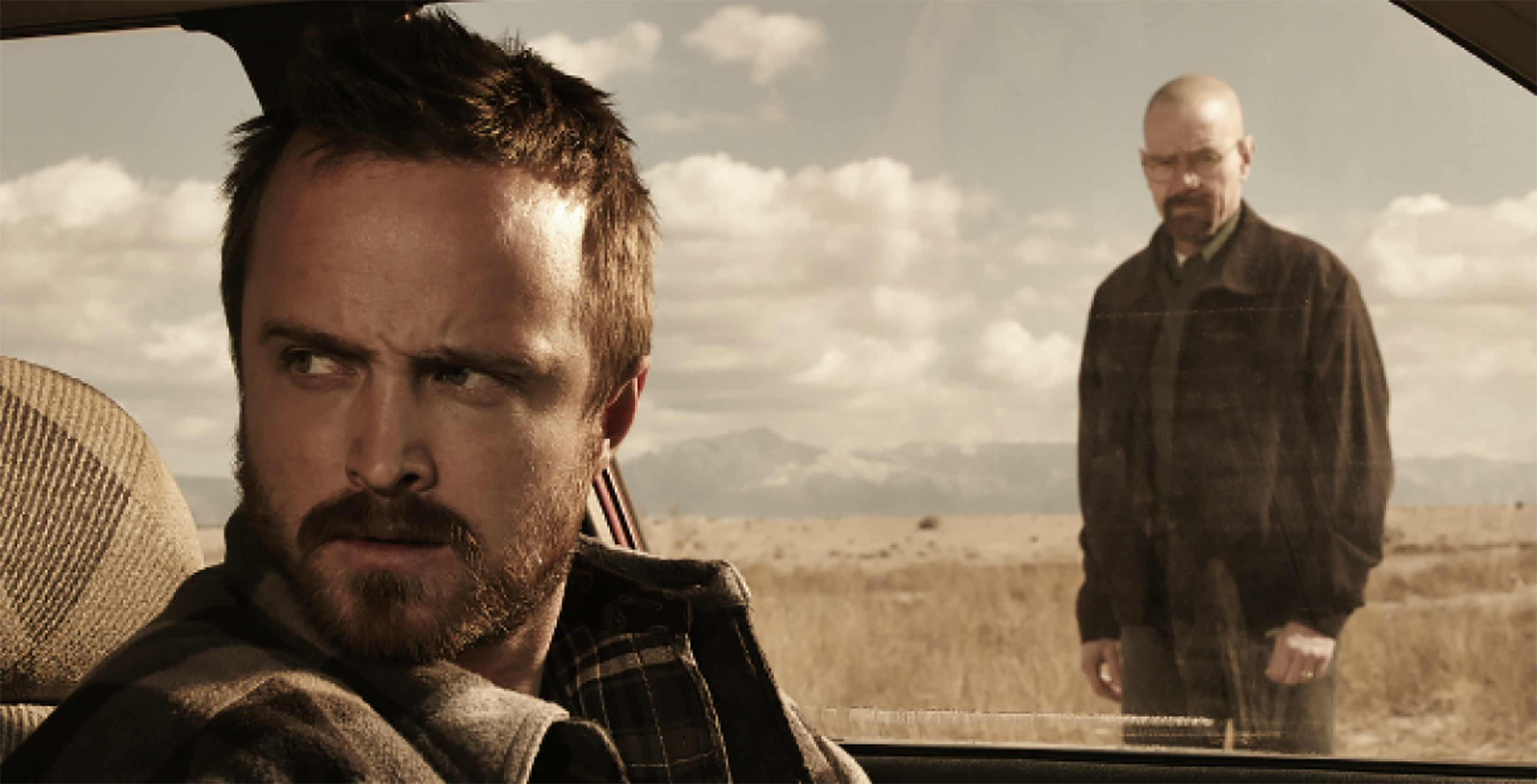 Breaking Bad movie listing and synopsis appear on Netflix