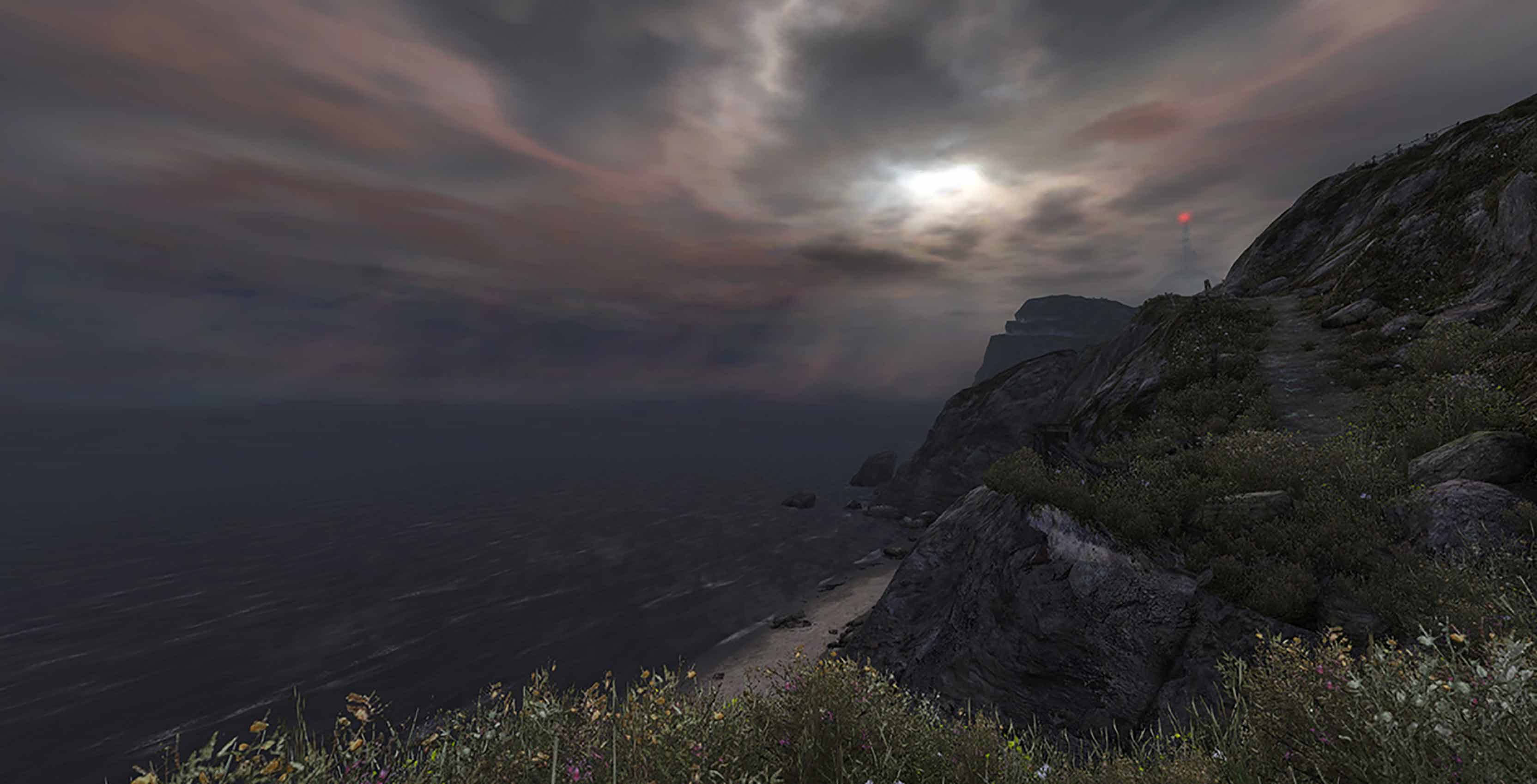 Dear Esther game
