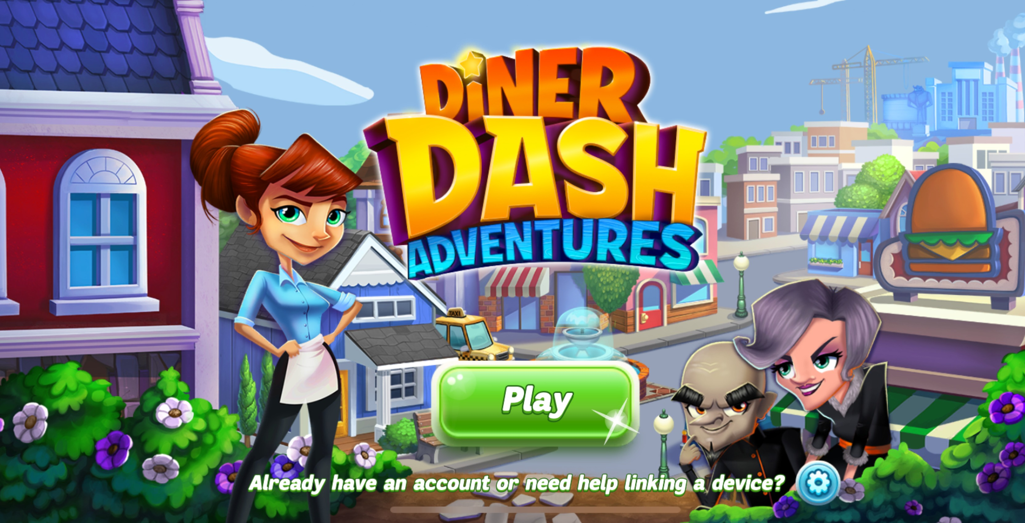 Flo needs your help to fight Mr. Big in Diner Dash Adventures [Game of the Week]