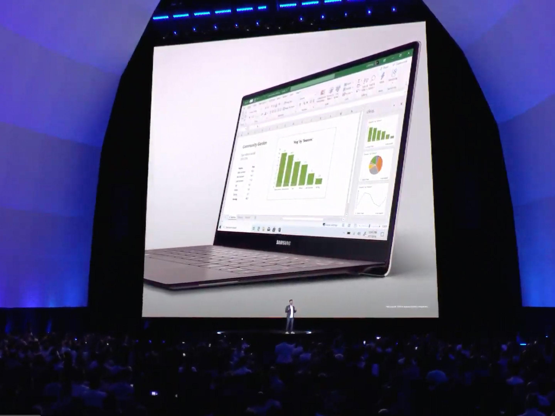 Samsung unveils new 'Galaxy Book S' Windows 10 laptop