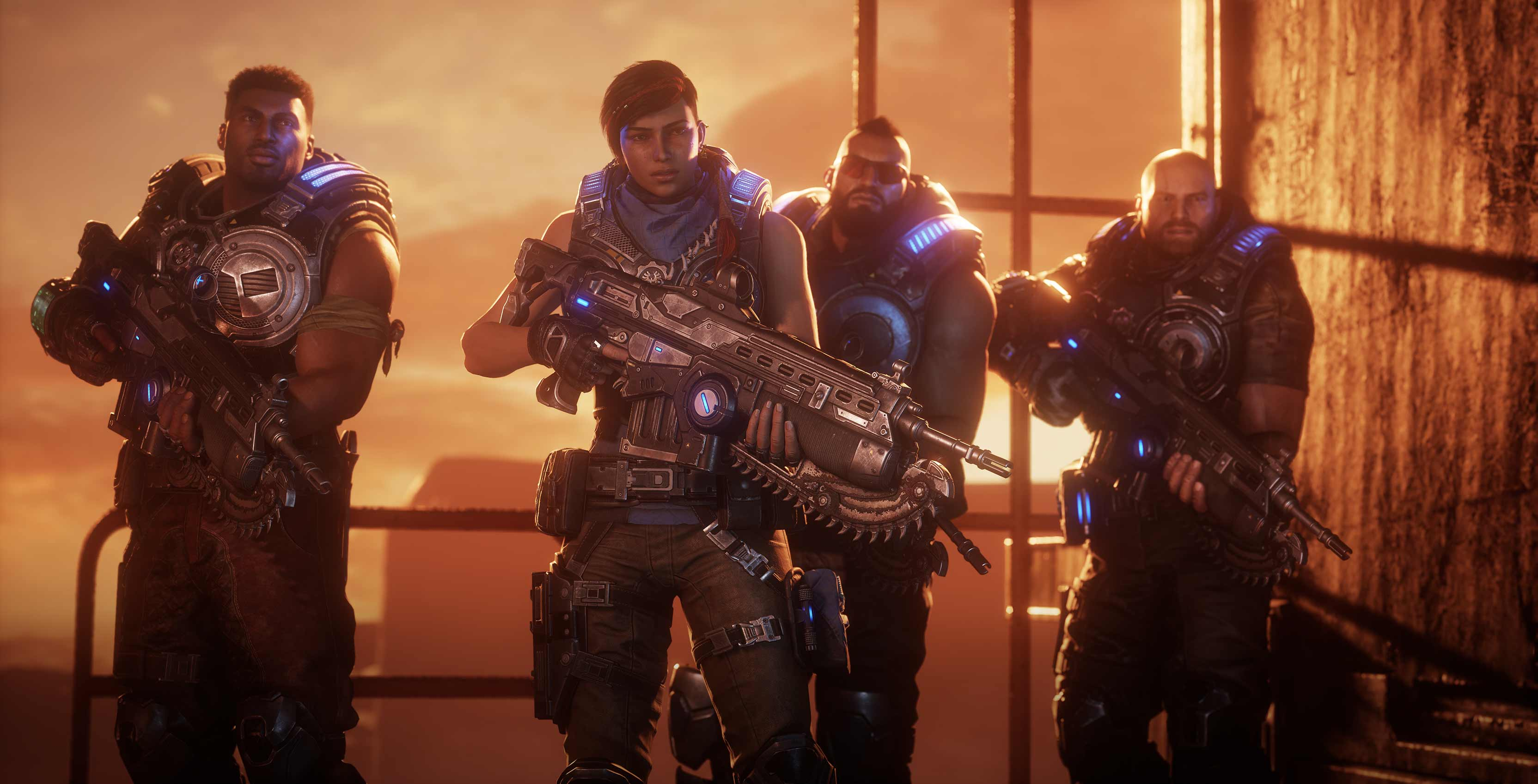 Vancouver-made Gears 5's campaign has won me over to the franchise
