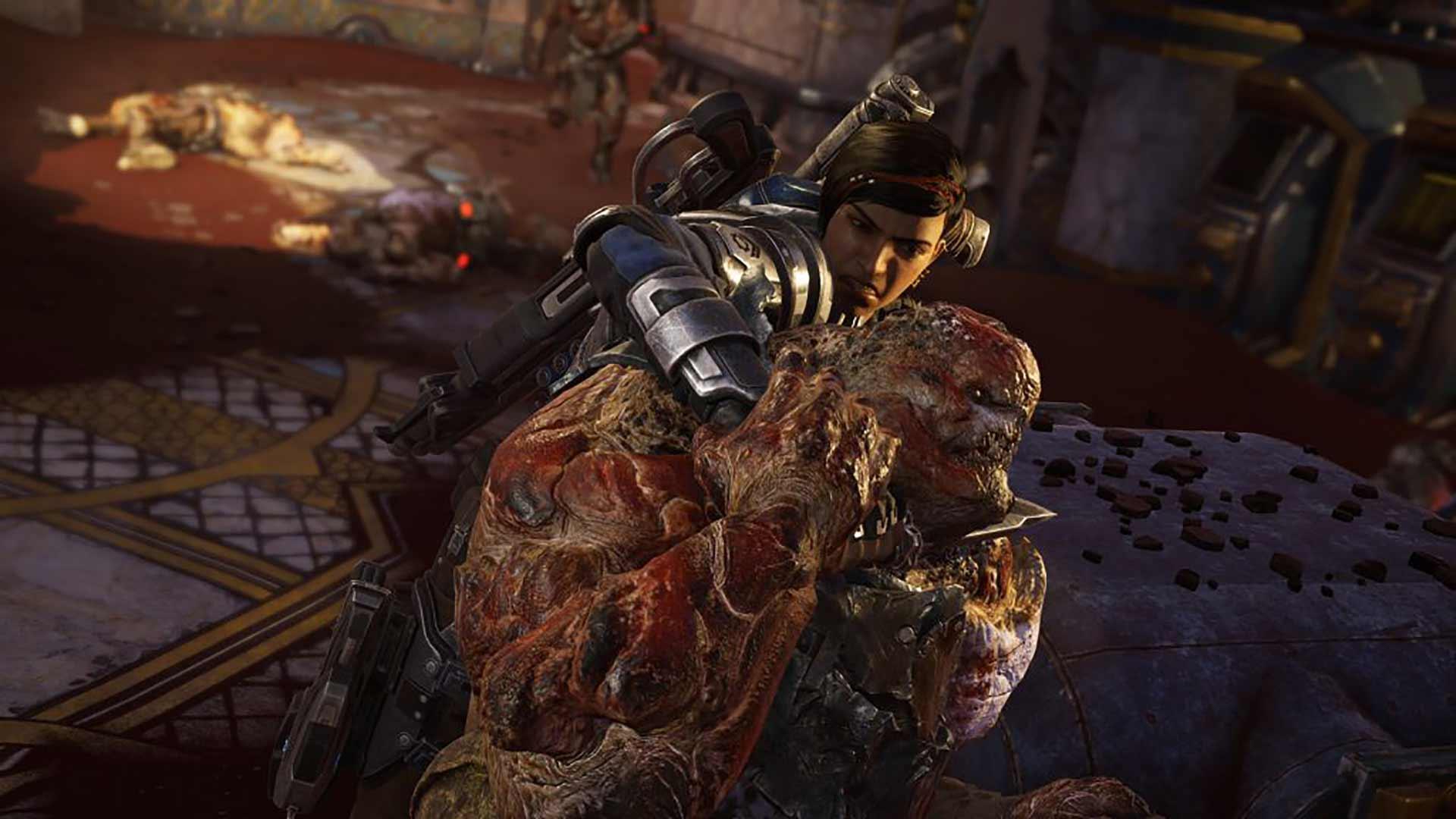 Gears 5 multiplayer director talks evolving Horde Mode, Halo
