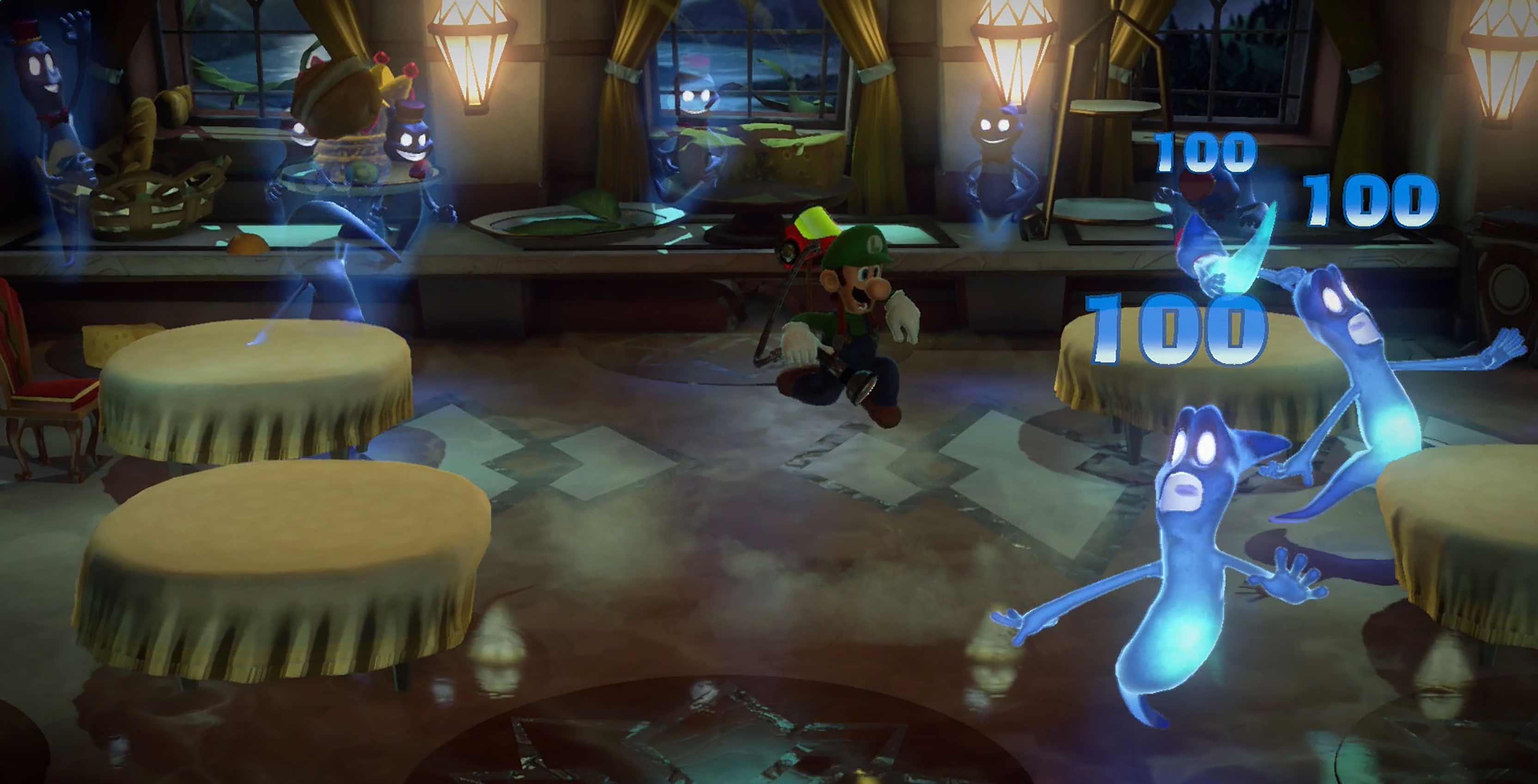 Canadian-developed Luigi's Mansion 3