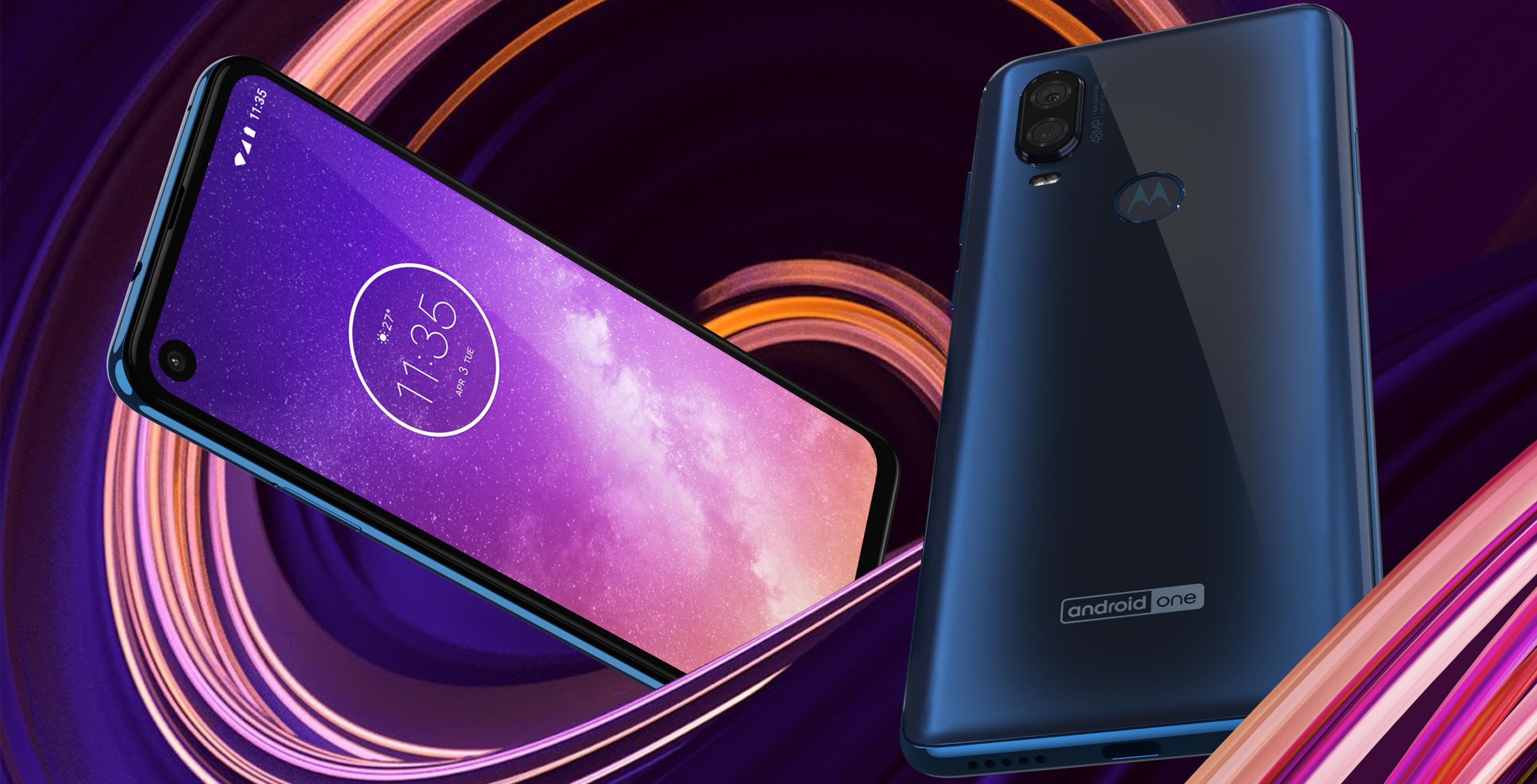 Motorola One Vision will be available for preorder in Canada on August 5
