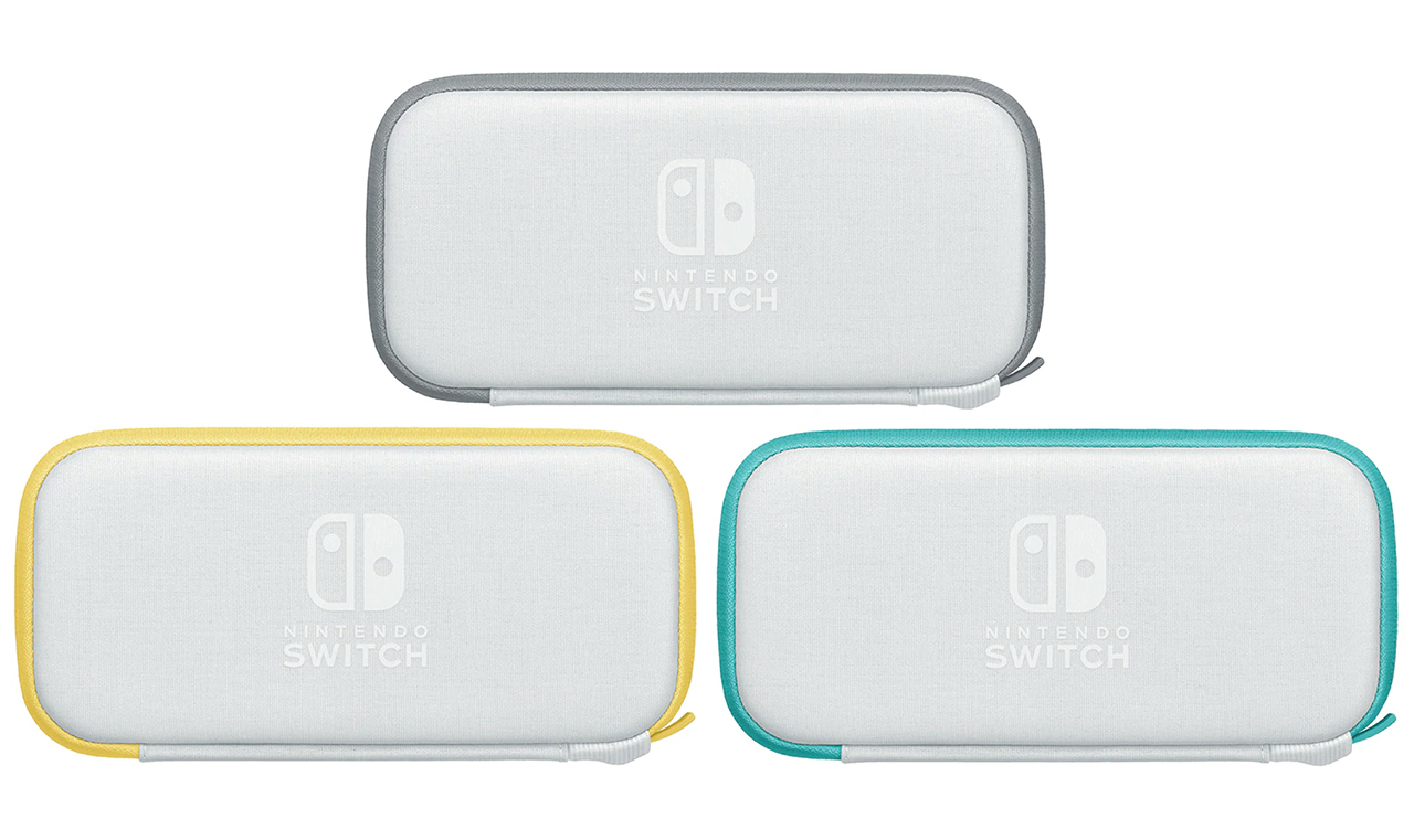 The Nintendo Switch Lite has one of the best Switch cases