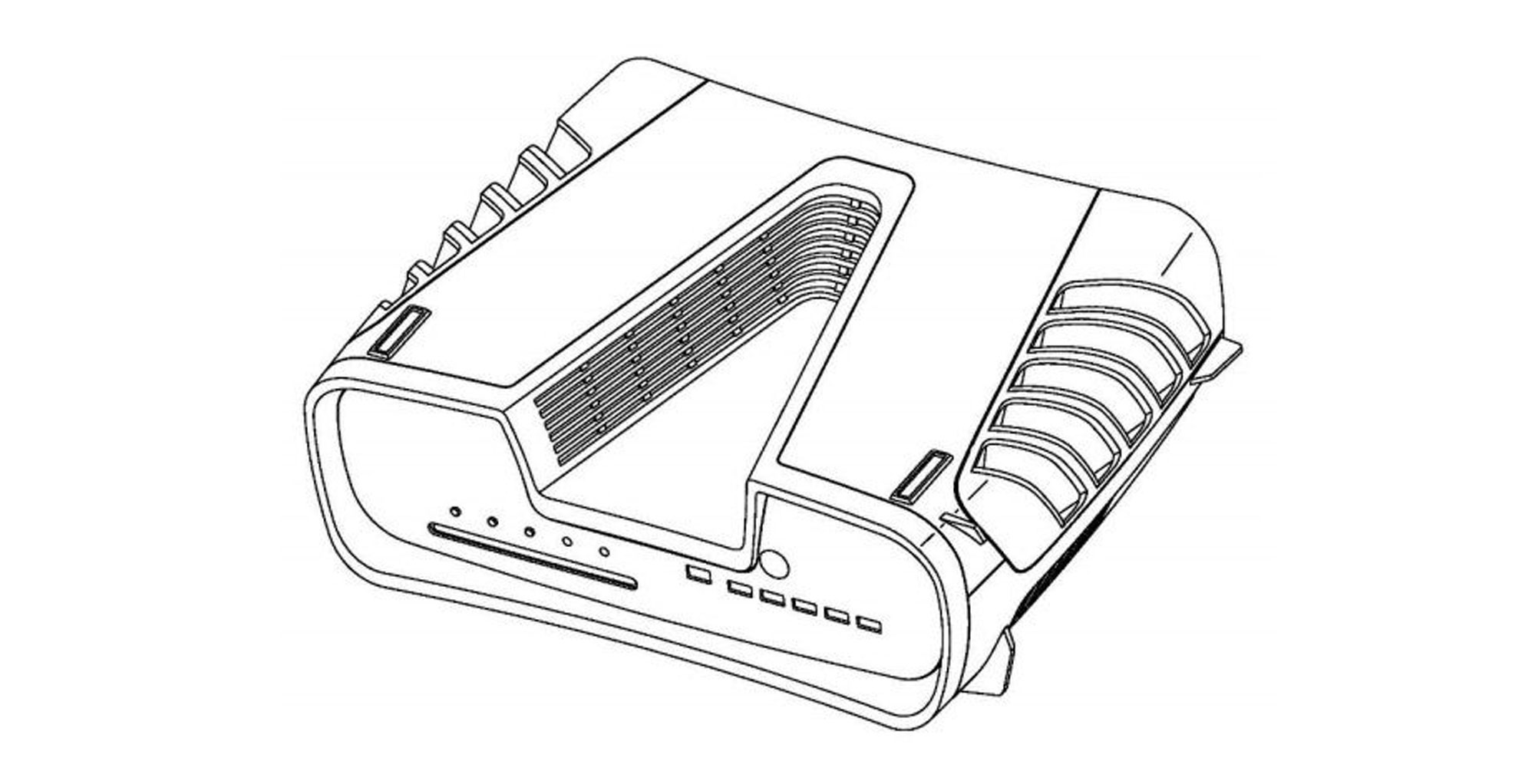 Sony's PlayStation 5 potential design leaked in patent