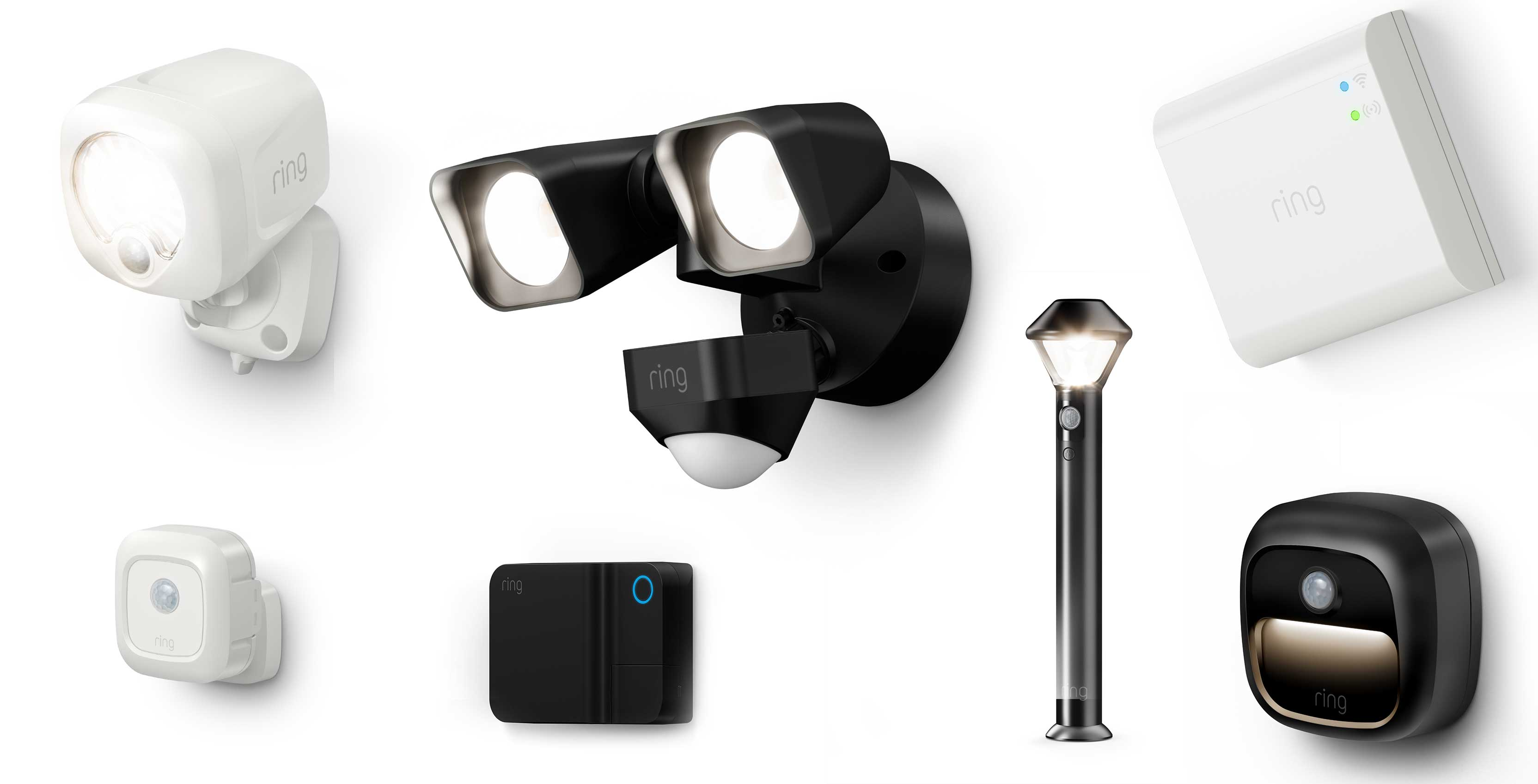 Ring, maker of smart doorbells, launches seven new smart