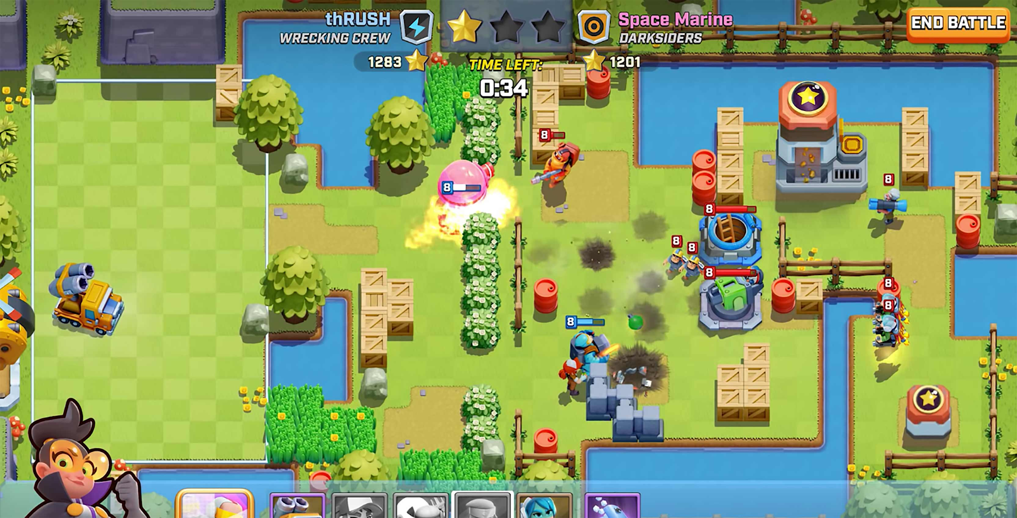 Clash of Clans developer's new mobile game now available in beta in Canada