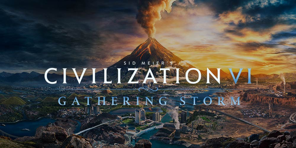 Explore, expand, exploit, and exterminate in Civ 6: Gathering Storm for $27