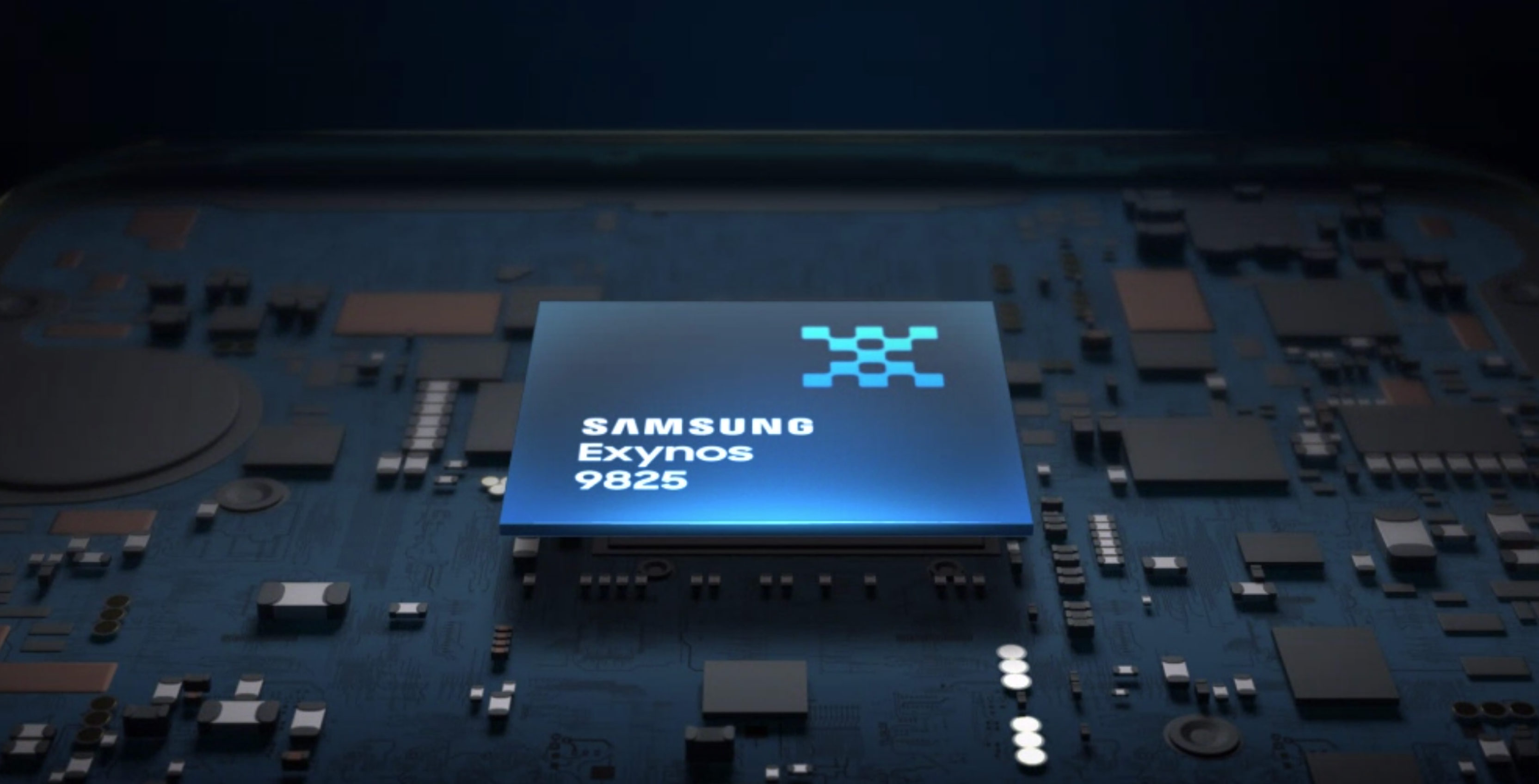 Samsung's new Exynos 9825 chipset