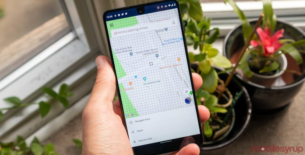 What3Words tells you precisely where to go with a three word combination [App of the Week]