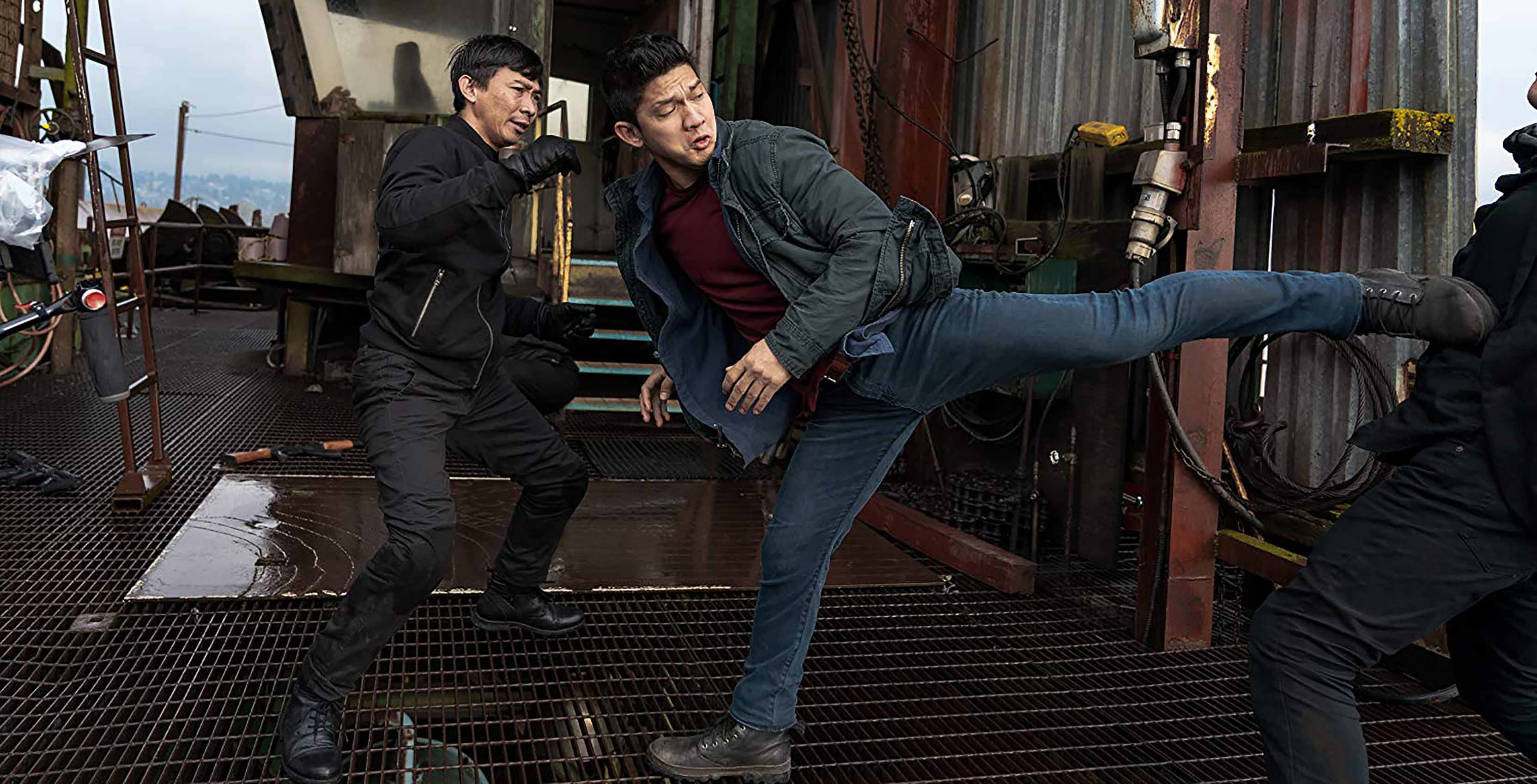 wu assassins release date