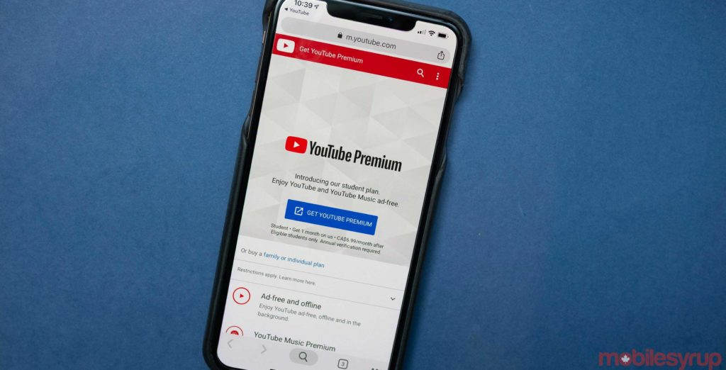 YouTube accounts for more than 70 percent of total mobile video streaming: report
