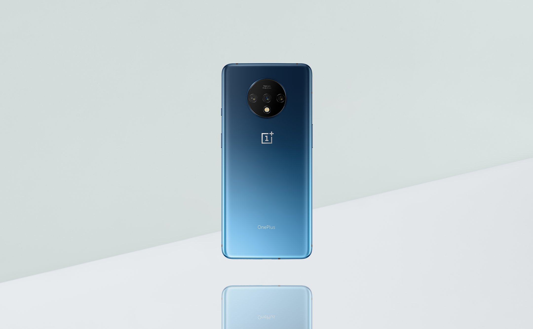 Oneplus Officially Reveals The Oneplus 7t Design