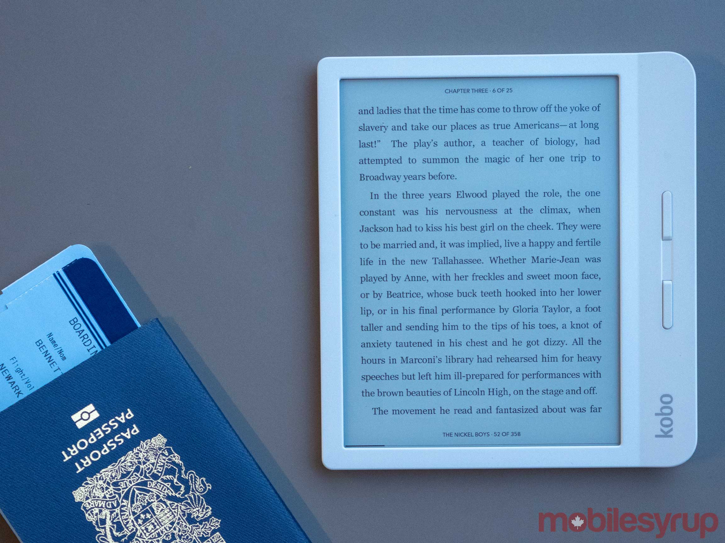 Kobo Libra H20 Review: Who needs books anymore