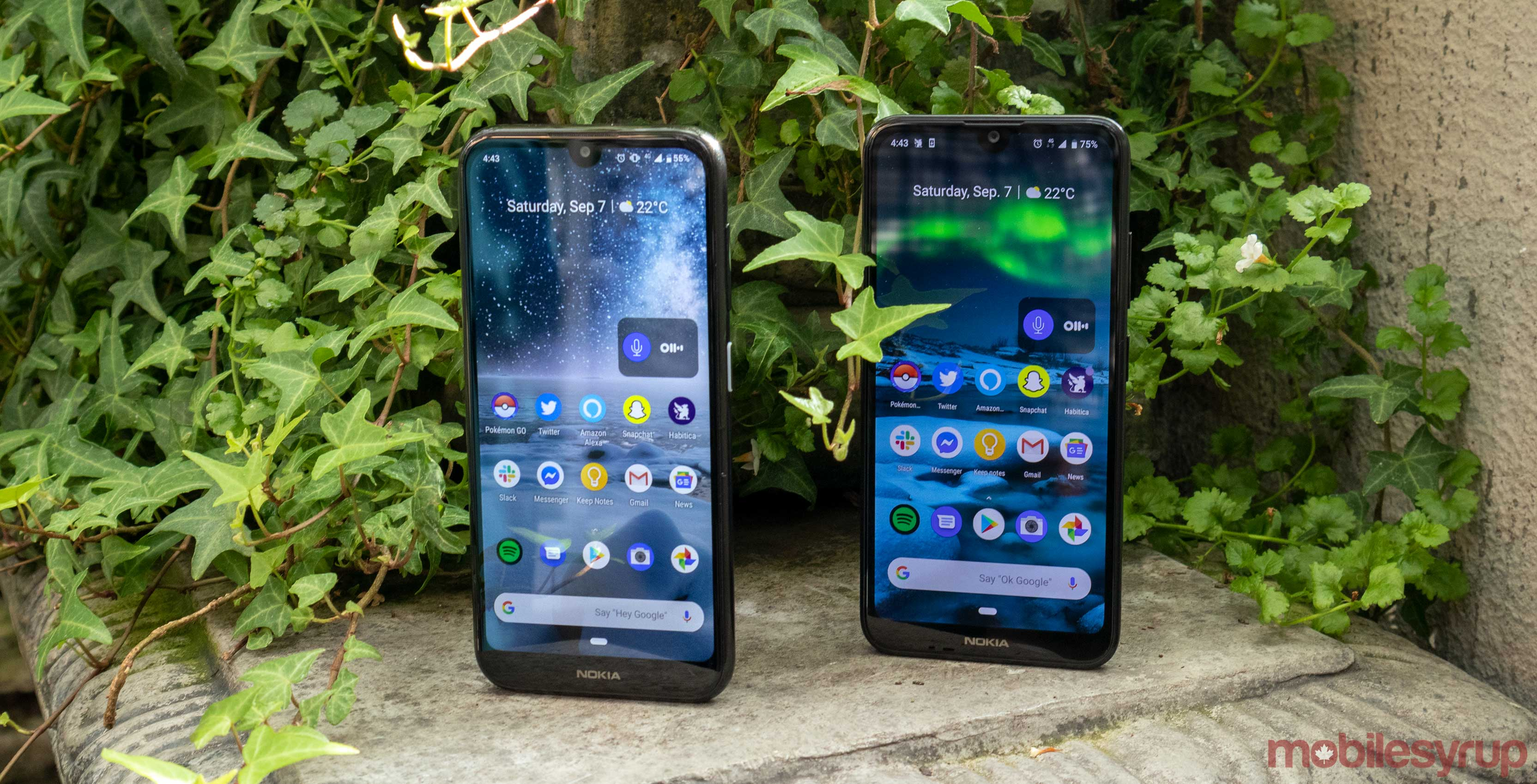 Nokia 4.2 and 2.2: The best phones for under $300