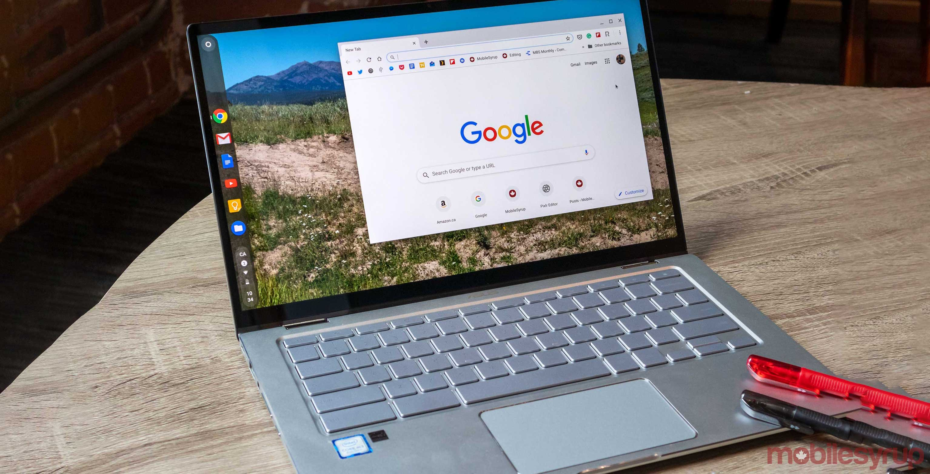 Google reportedly working to bring official Steam support to Chromebooks