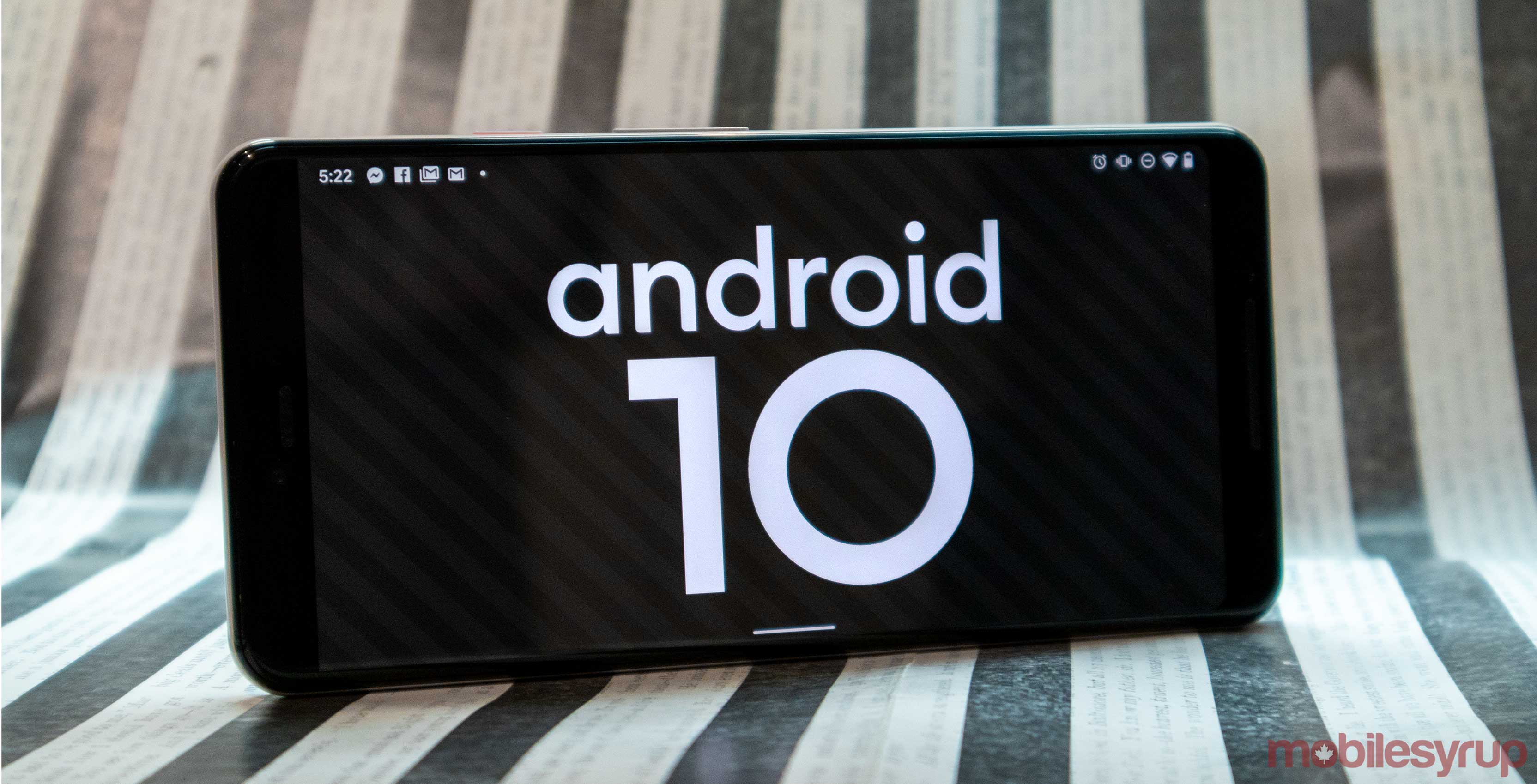 Android 10 'Rules' feature spotted in action by lone user