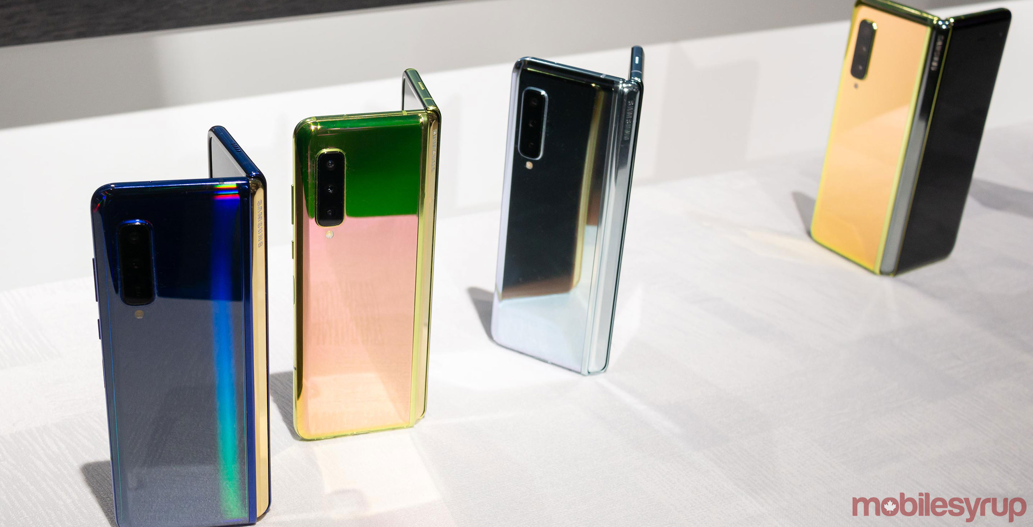 Samsung's Galaxy Fold is finally available in Canada