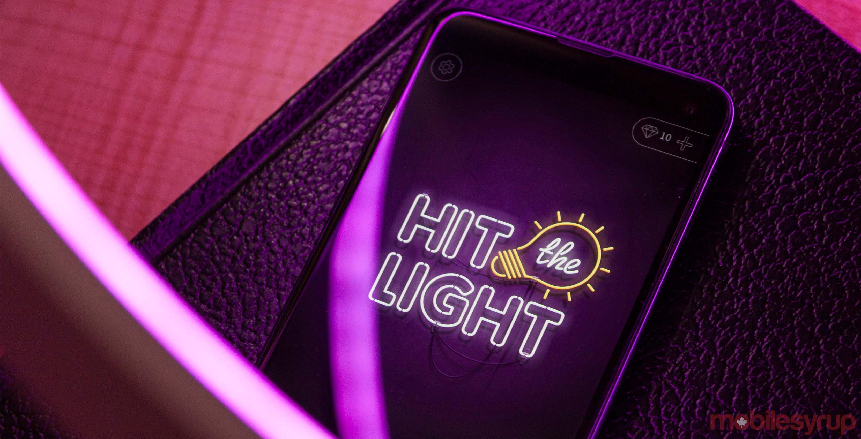 Smash light bulbs and enjoy tunes in mobile arcade game 'Hit the Light' [Game of the Week]