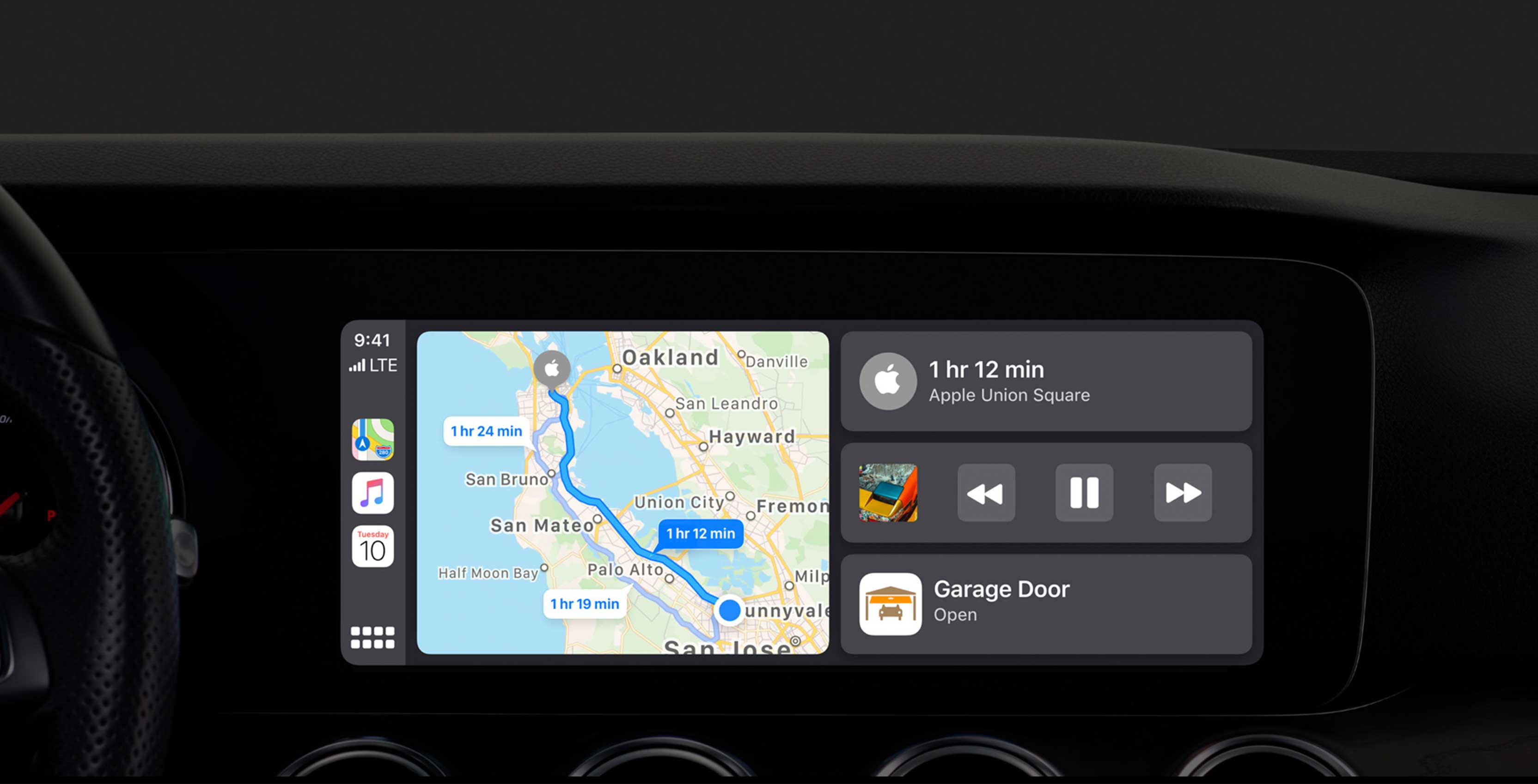 Apple's dual-screen CarPlay feature isn't supported by any cars…yet