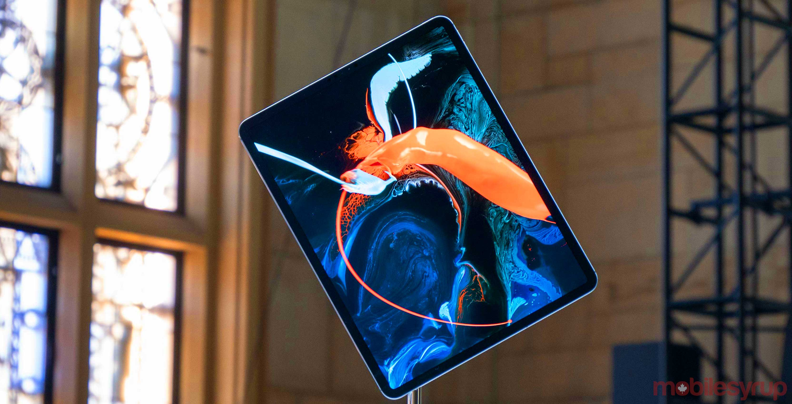 iPad Pro leak suggests Apple's next tablet could sport three cameras