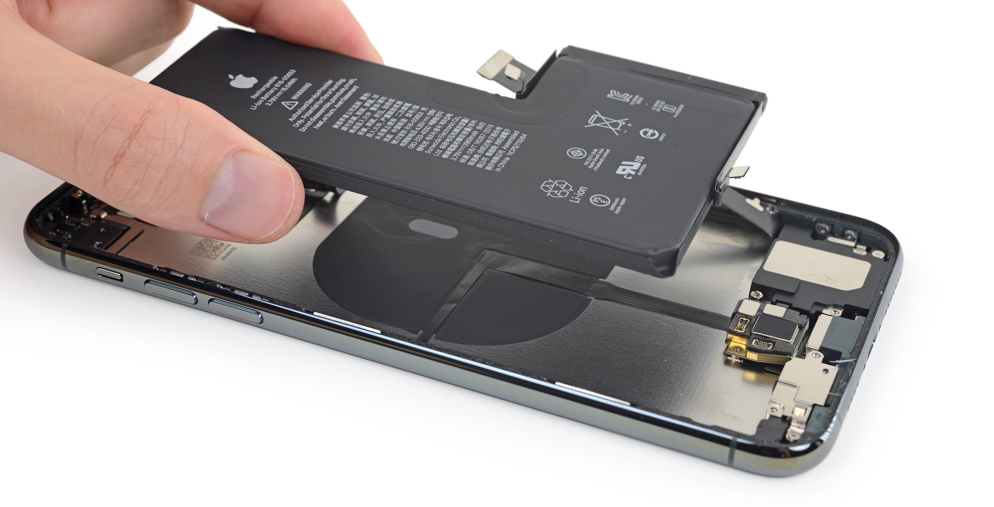 iPhone 11 Pro Max teardown