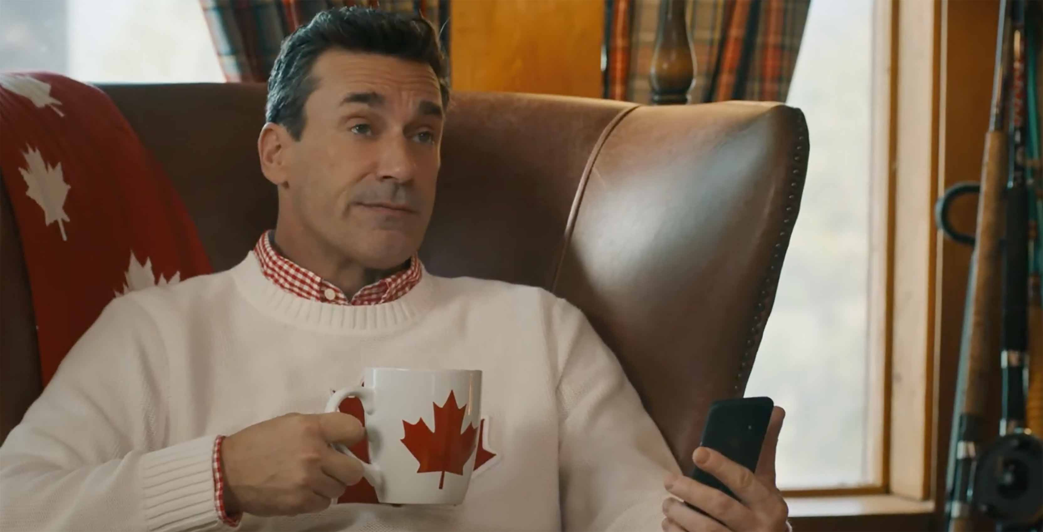SkipTheDishes reveals Canada's ordering habits alongside 'honourary Canadian' Jon Hamm