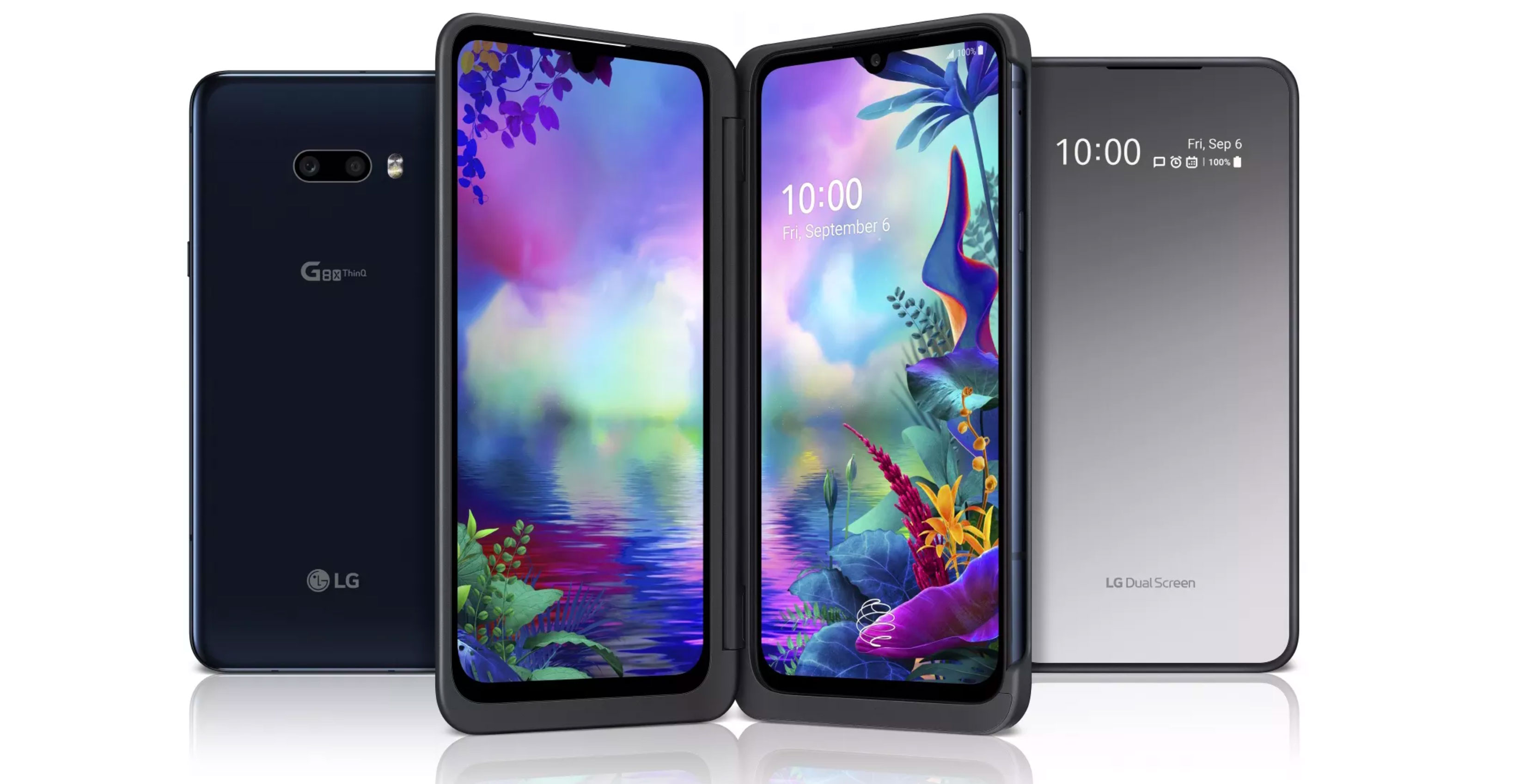 LG reveals new G8X ThinQ with attachable second screen