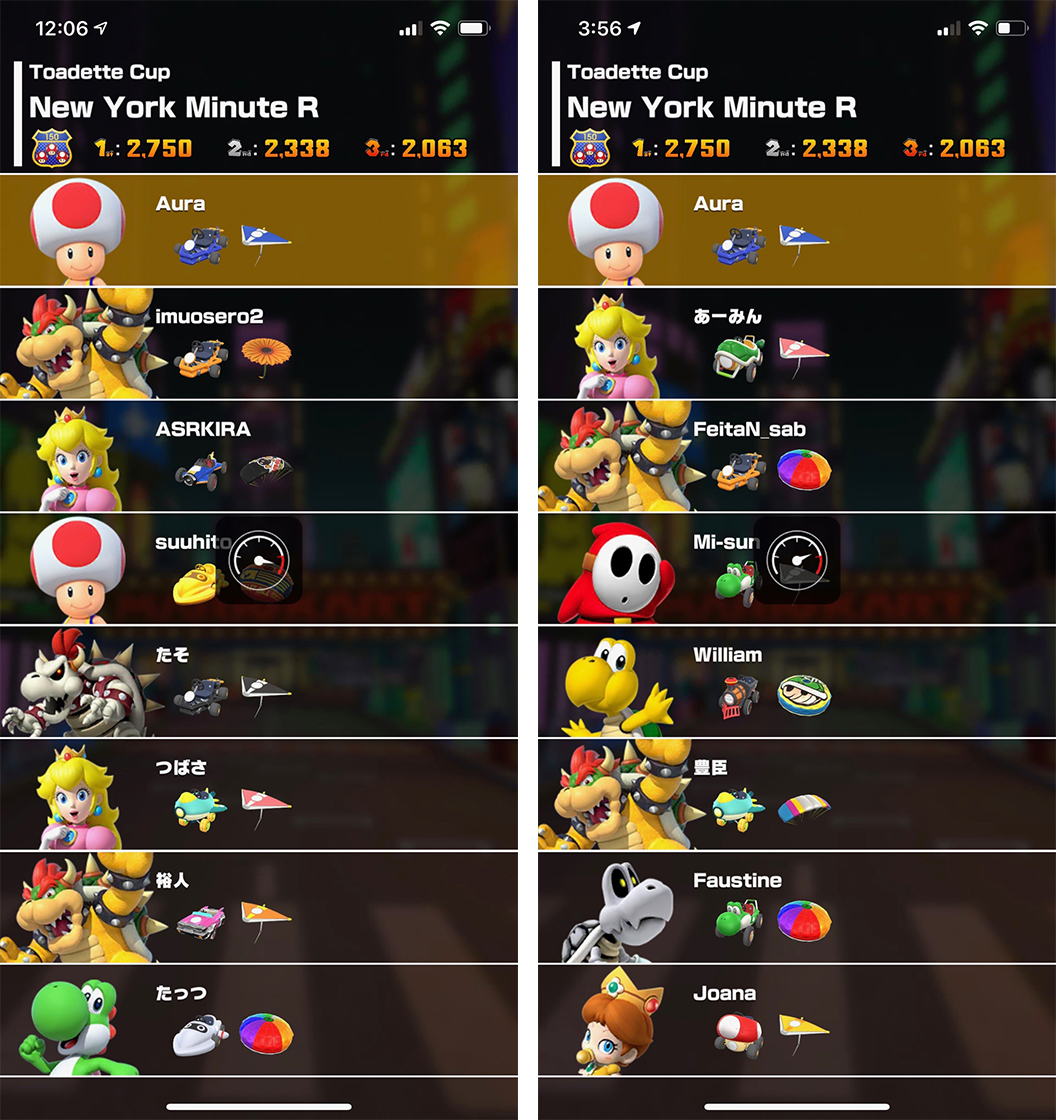Mario Kart Tour Hopes You Think Its Bots Are People