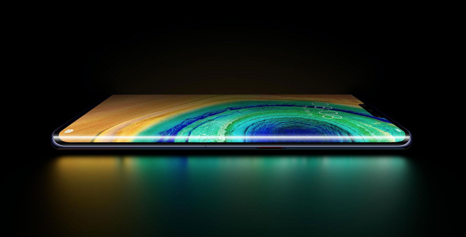 Renders of the Huawei Mate 30 series leaks online