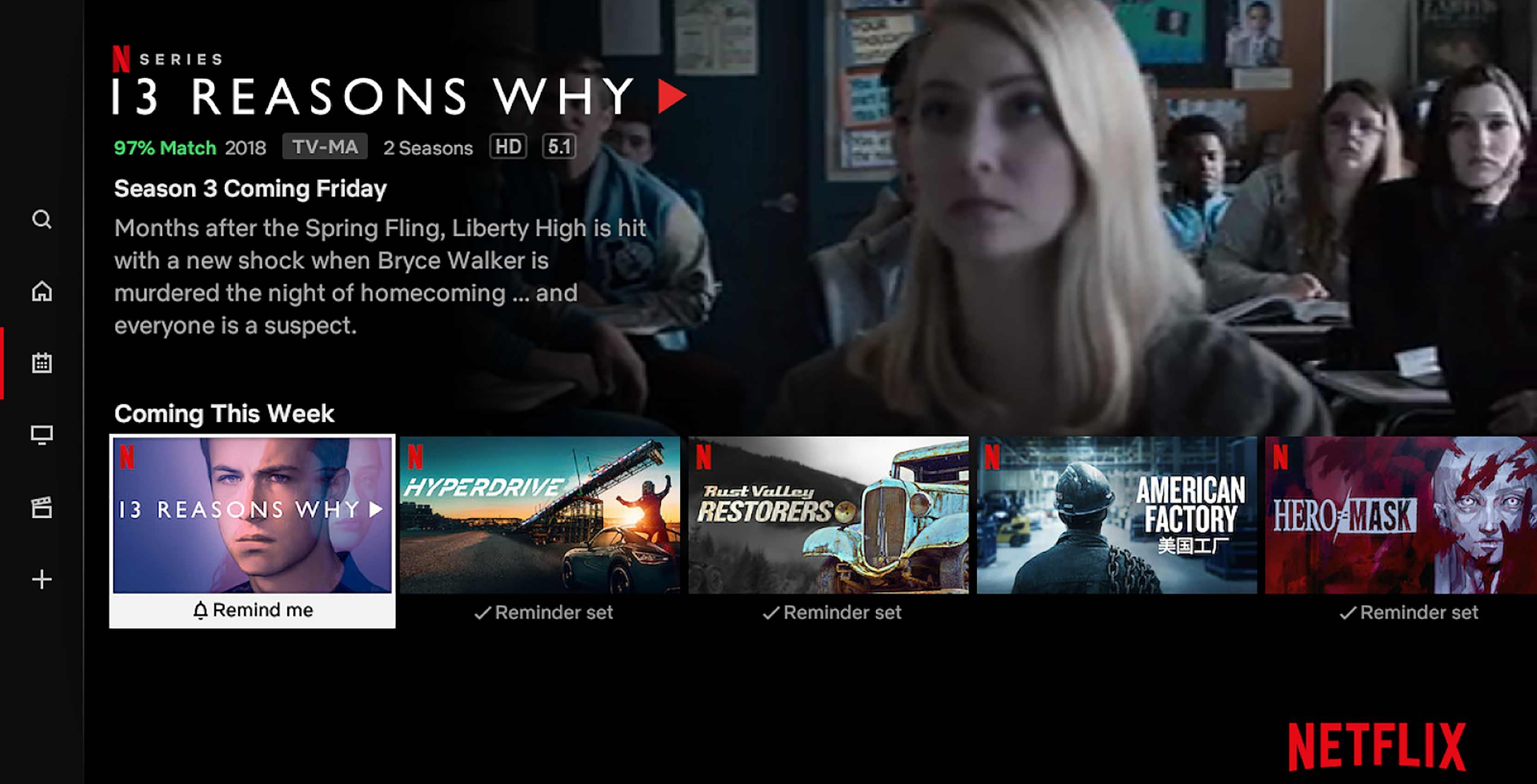 Netflix Latest