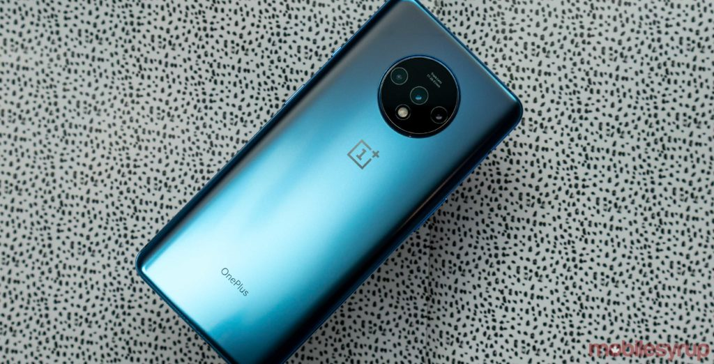 OnePlus 7T is now available in Canada
