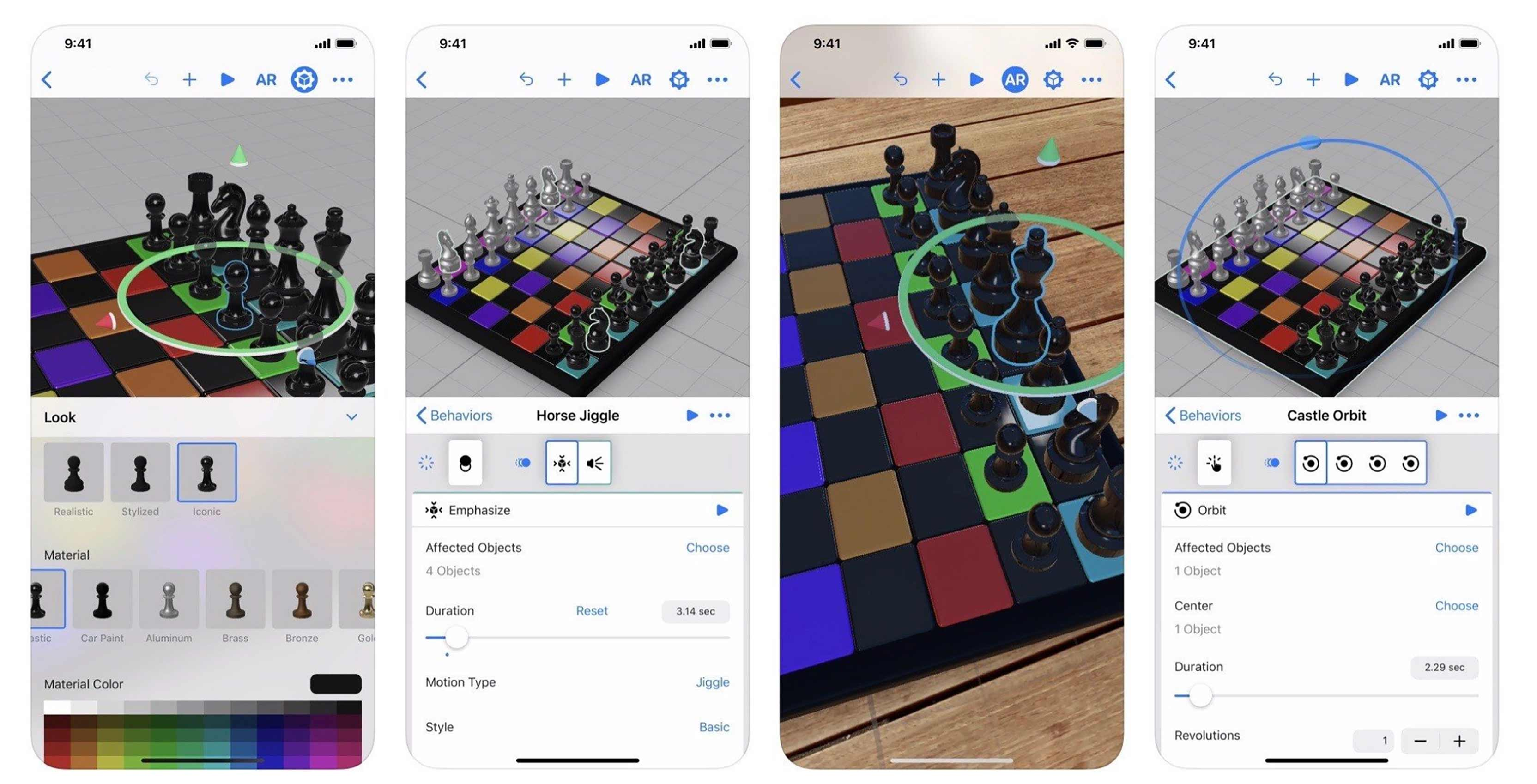 Apple launches Reality Composer AR app on iPhone and iPad