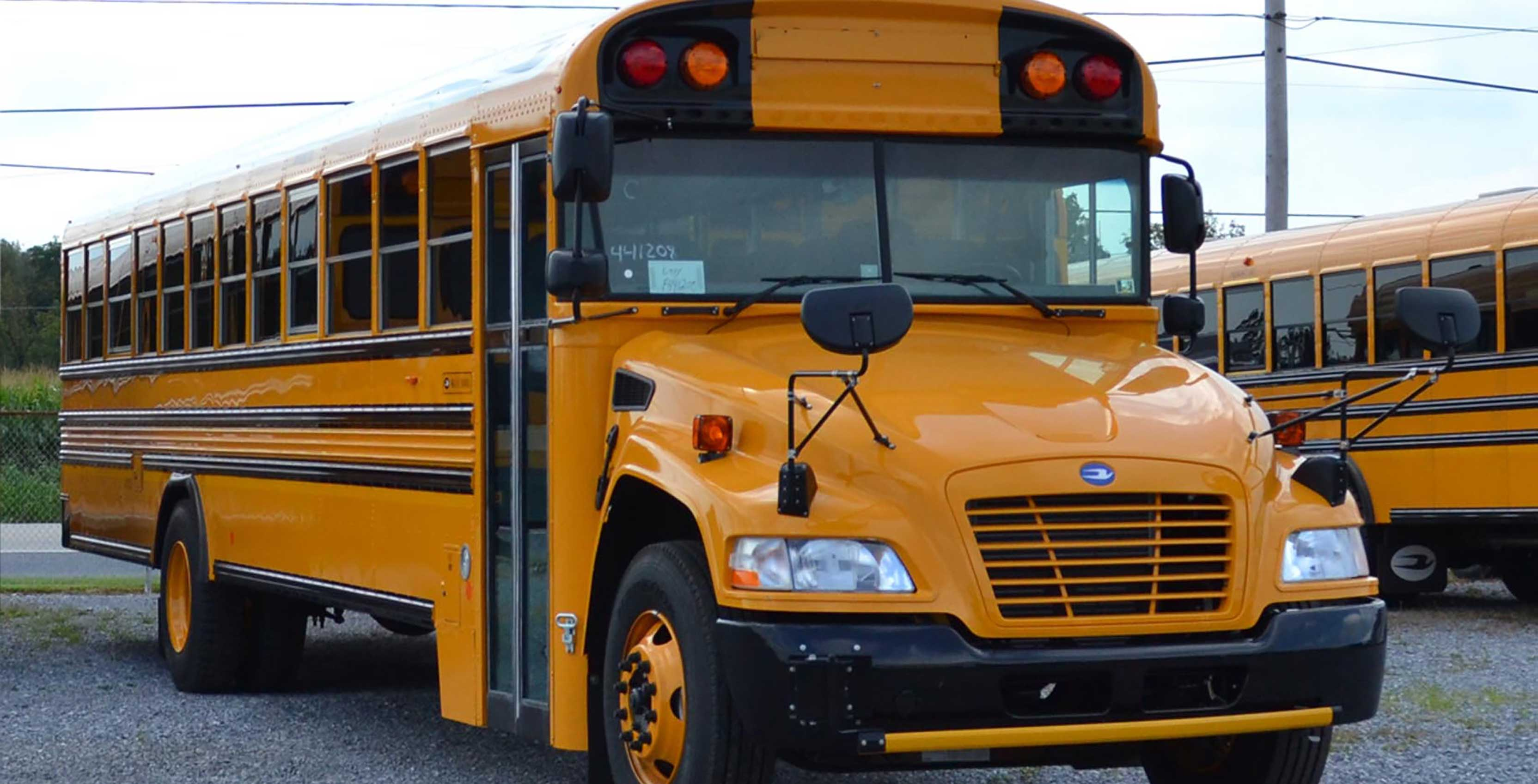 B.C.'s Gulf Islands district considering electric school buses