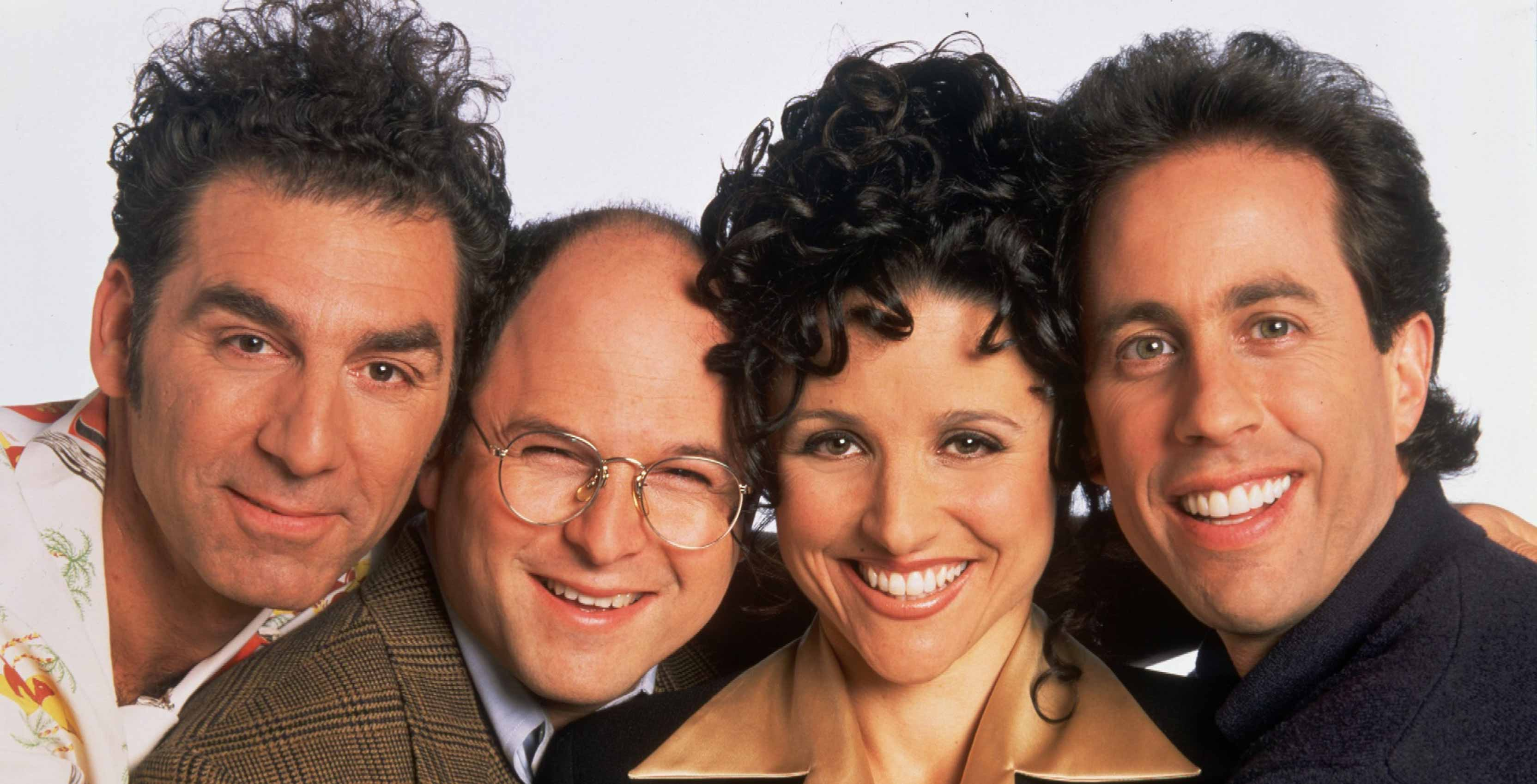 Netflix lands global streaming rights to 'Seinfeld,' starting in 2021