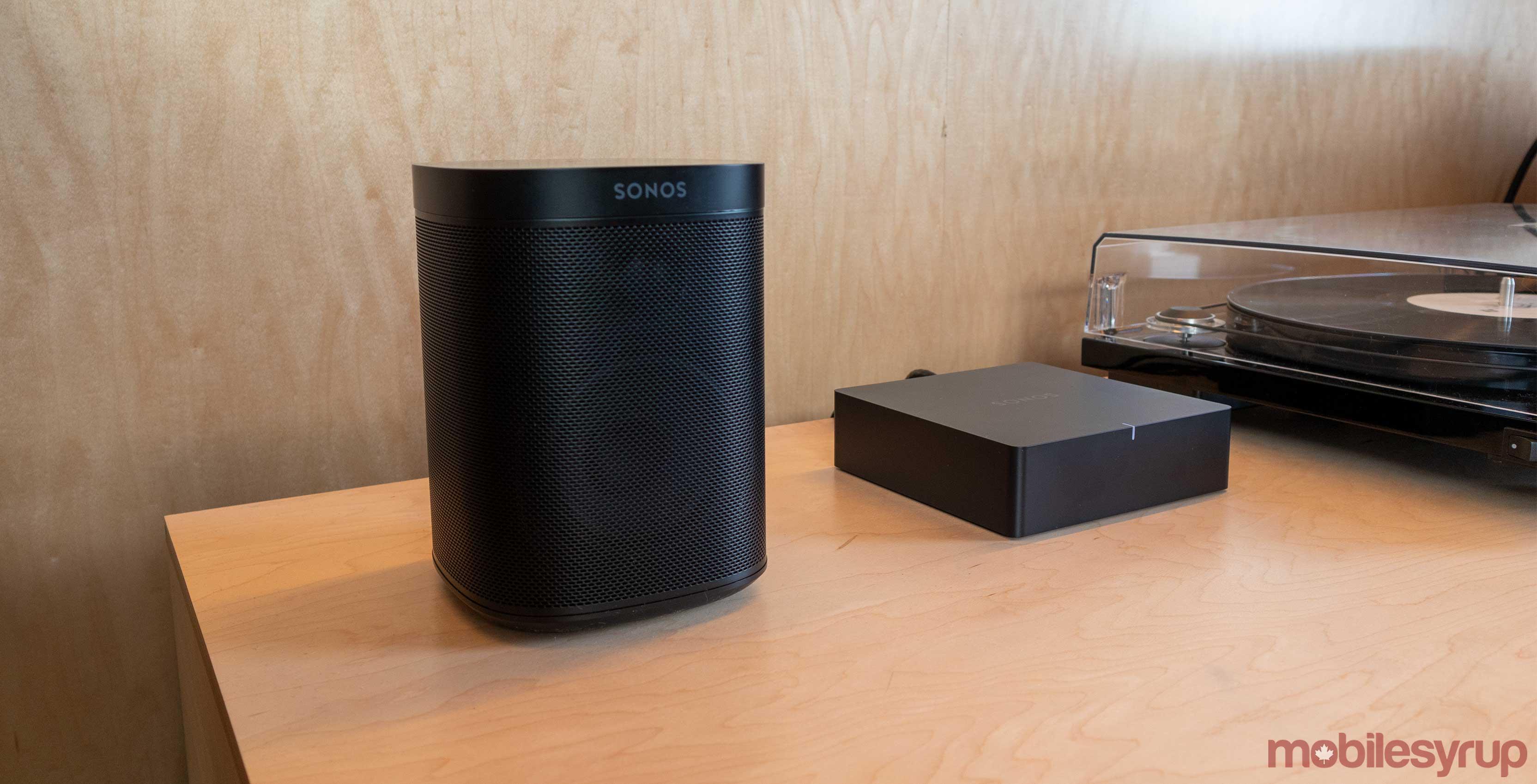 Sonos reveals new One SL and Sonos Port