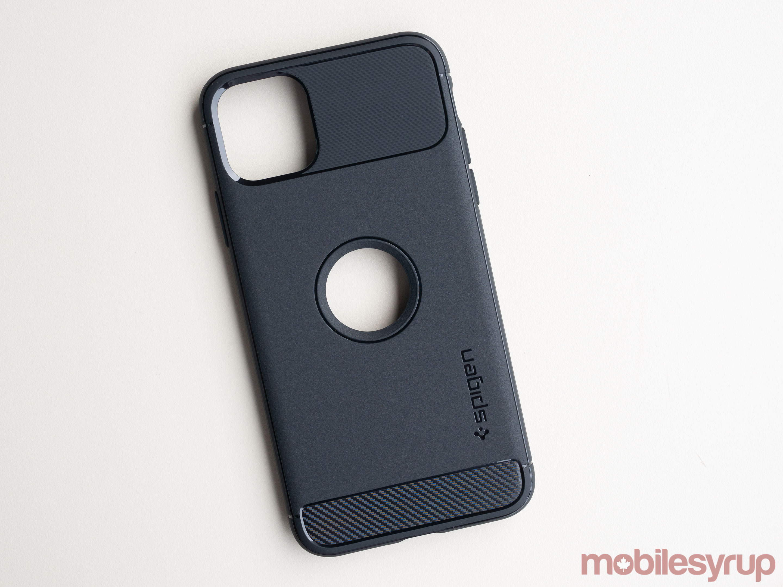iPhone 11 Spigen Rugged Armor case